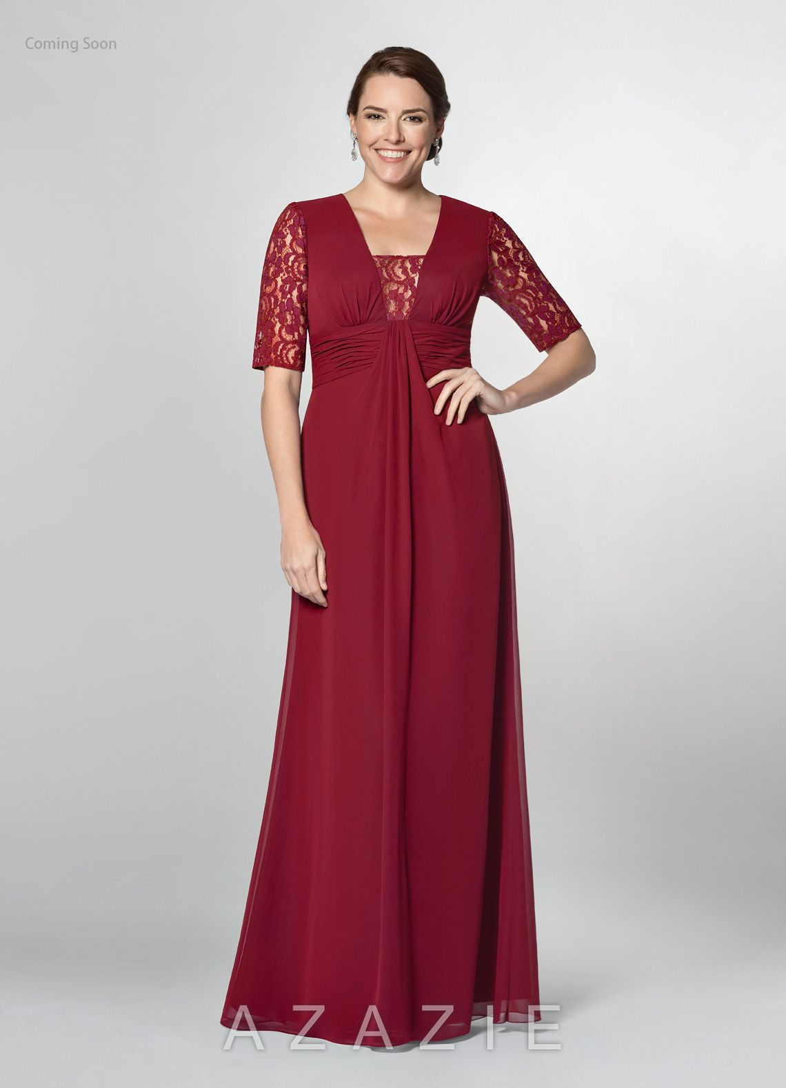 a22efe1bede Azazie Streep MBD Mother Of The Bride Dress