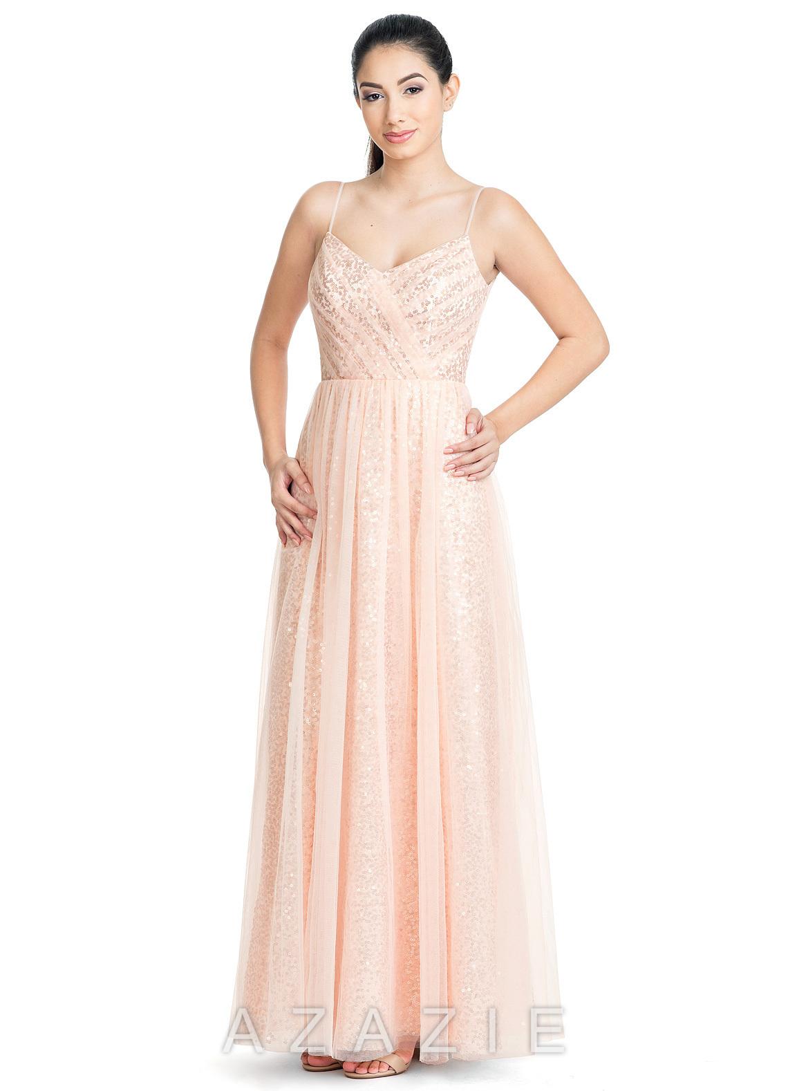 1acf10b947a3c Azazie Leilani Bridesmaid Dress | Azazie