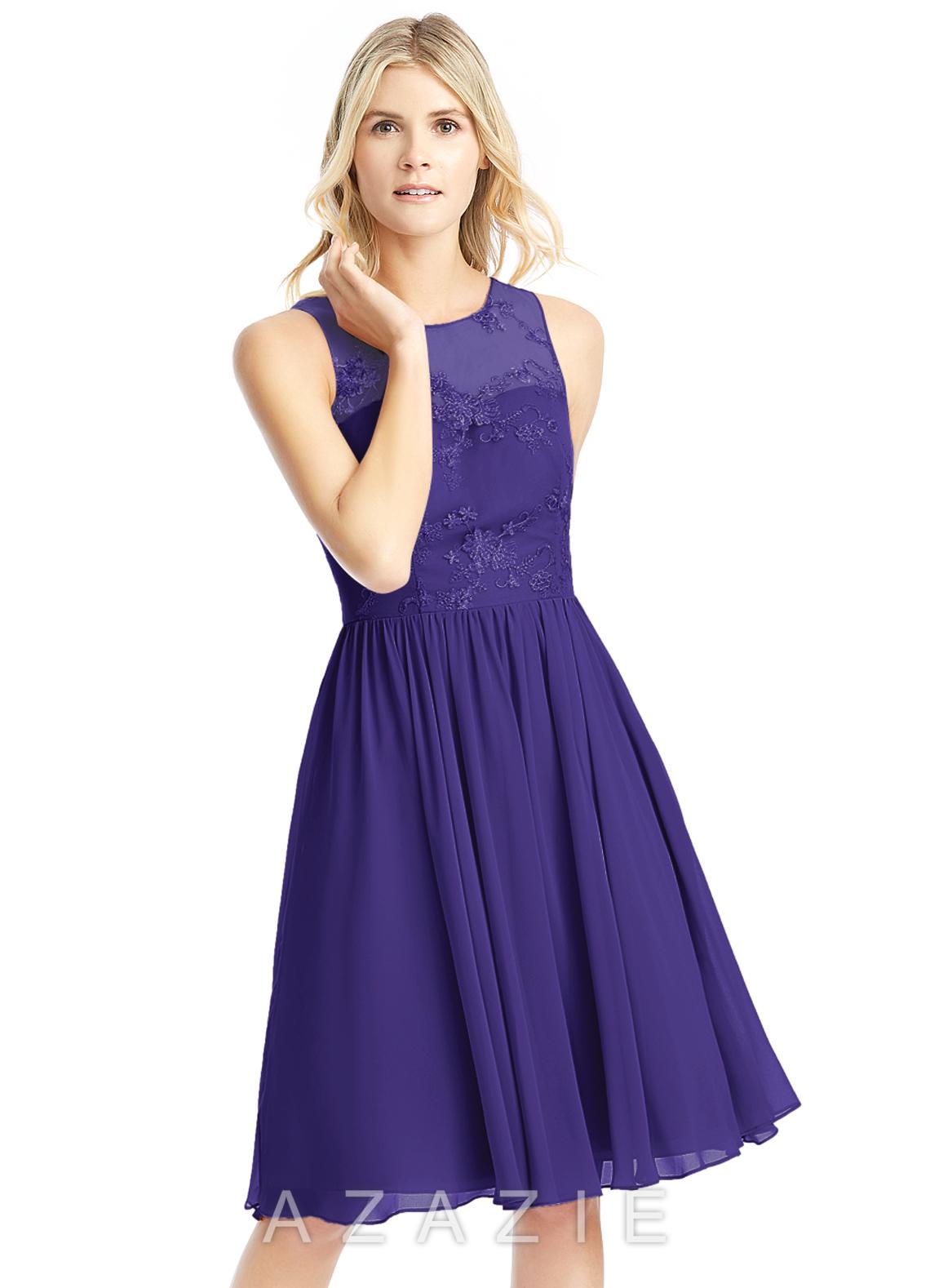 Azazie Victoria Bridesmaid Dress | Azazie