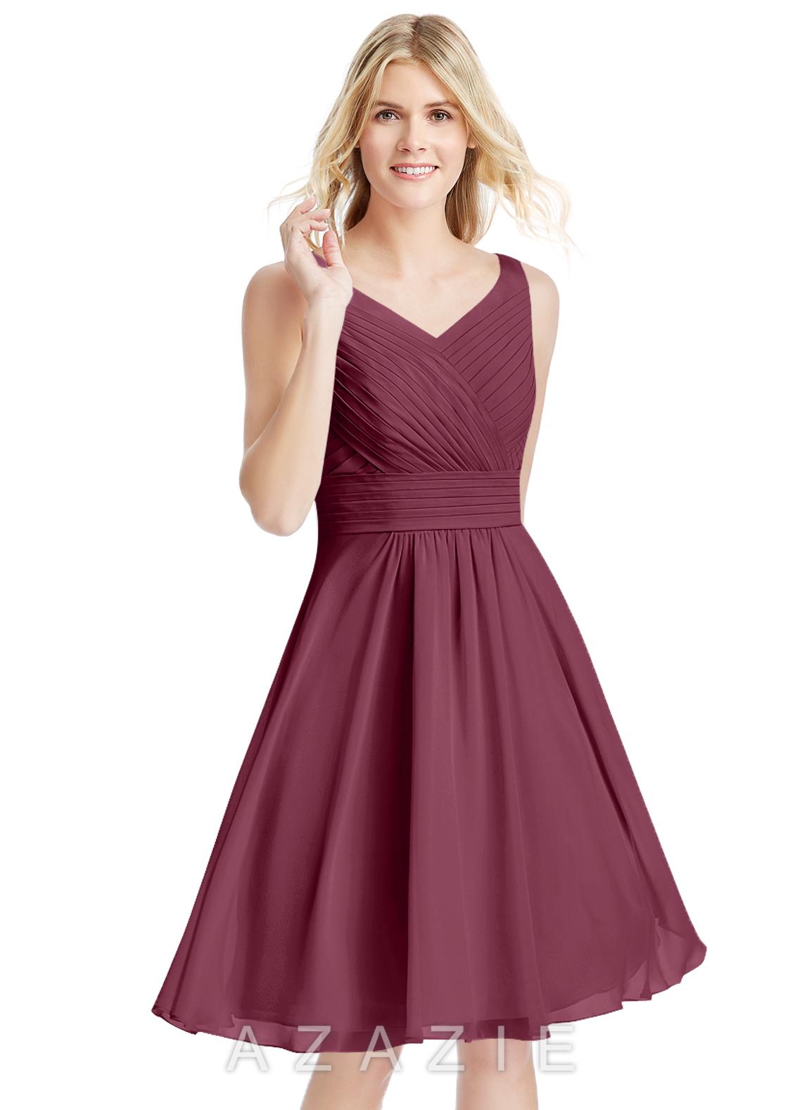5a07042238 Azazie Grace Bridesmaid Dress