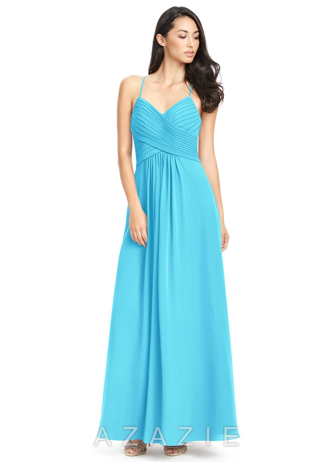 4c3d3e16134 Azazie Haleigh Bridesmaid Dress
