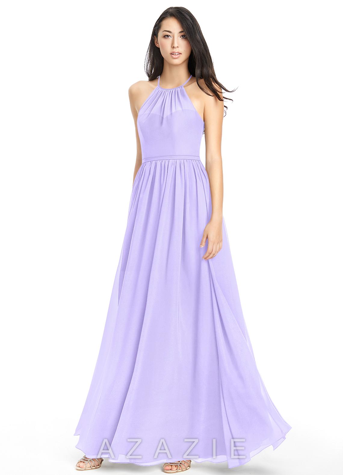 252a63564c8 Azazie Kailyn Bridesmaid Dress - Lilac