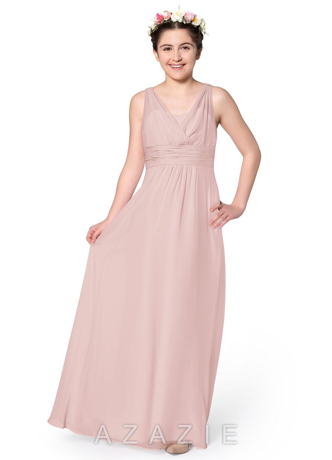 cedea96db Azazie Sophia JBD Junior Bridesmaid Dress | Azazie
