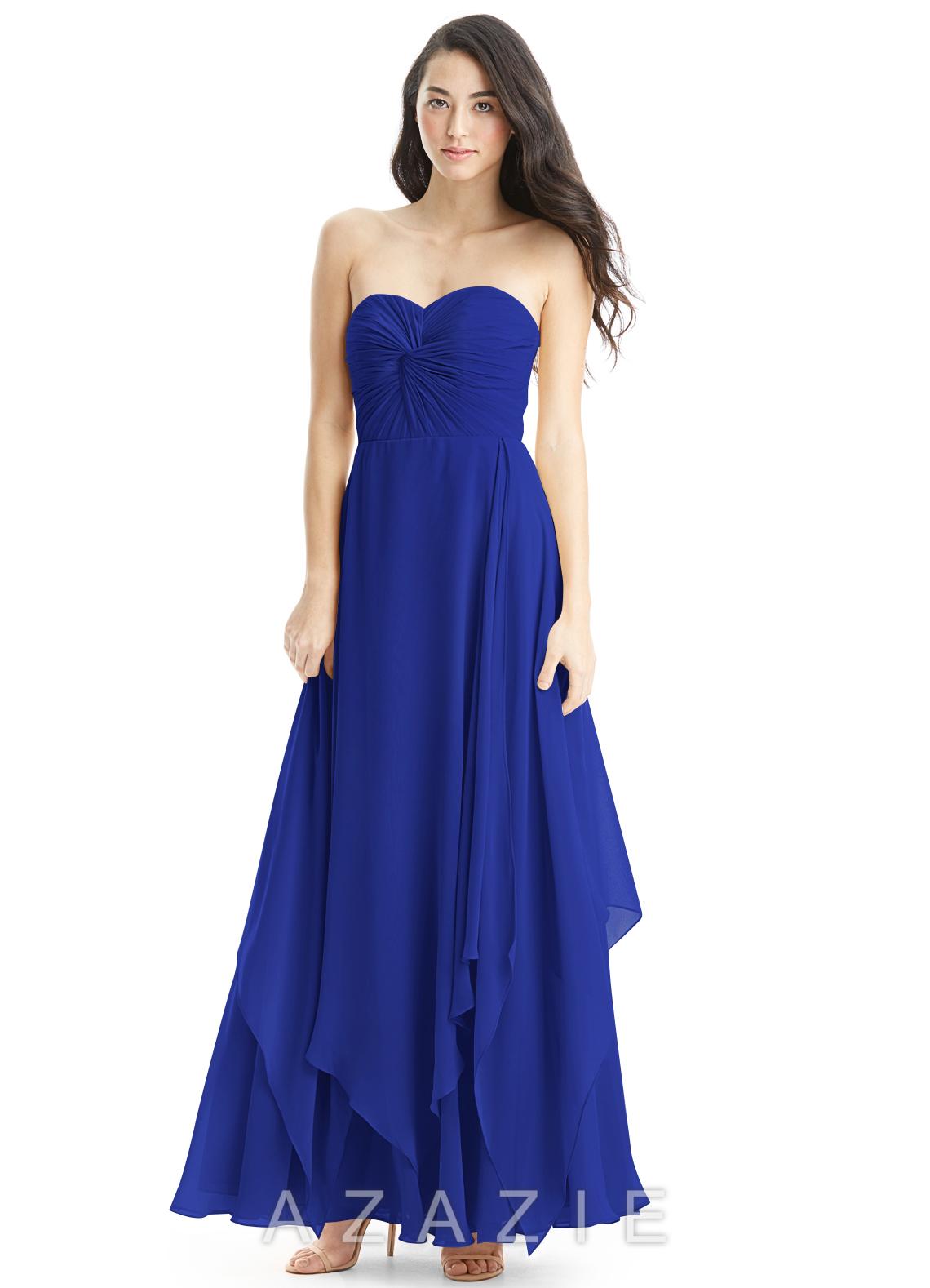 b3a23444b7 Azazie Ginette Bridesmaid Dress