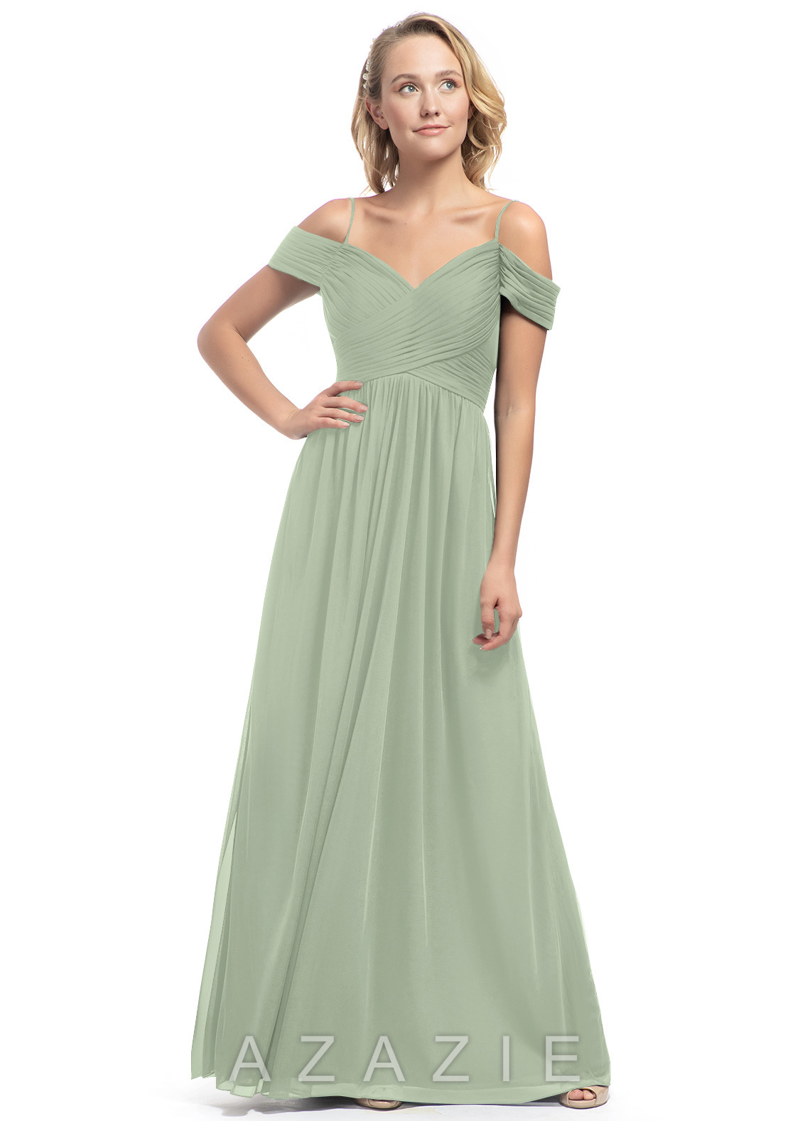 e3573981da Azazie Aja Bridesmaid Dress