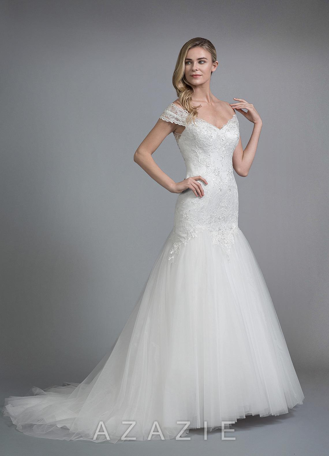 f737de5dd9 Azazie June BG Wedding Dress | Azazie