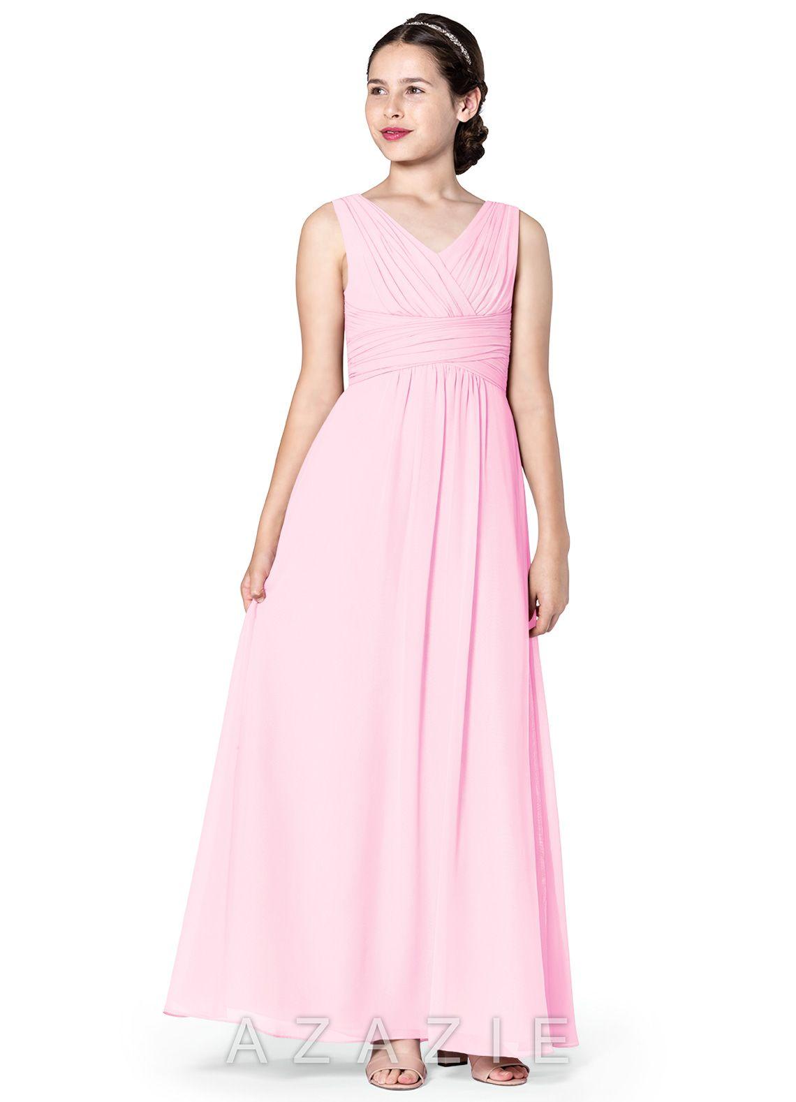 64c56768041 Azazie Emersyn JBD Junior Bridesmaid Dress