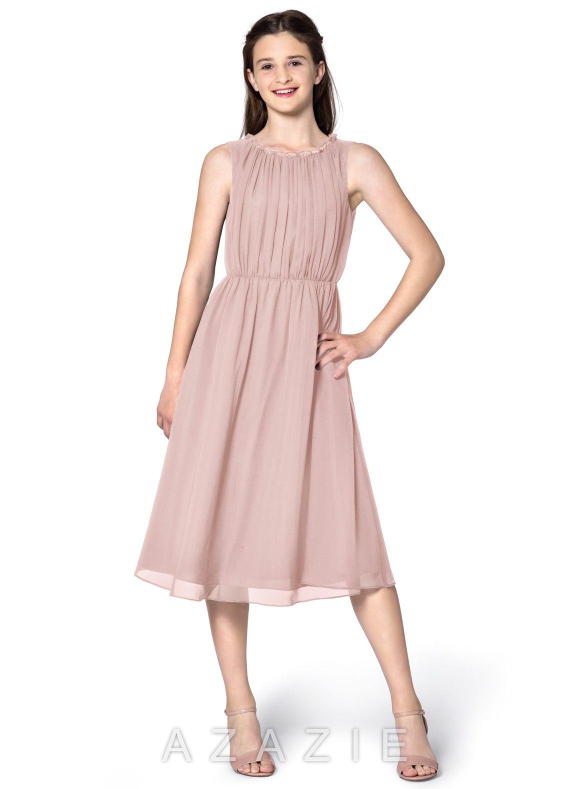 baead11e666 Silver Sage Junior Bridesmaid Dress - Data Dynamic AG