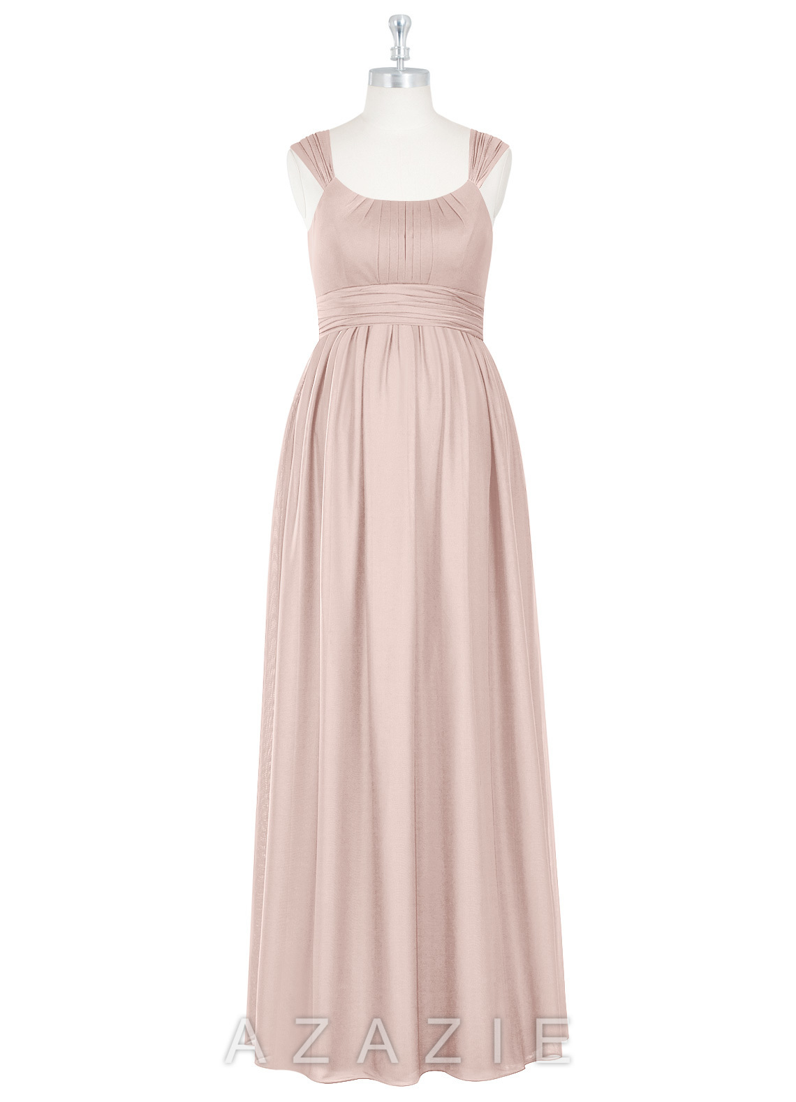 41408774ad7f8 Azazie Melanie Maternity Bridesmaid Dress | Azazie