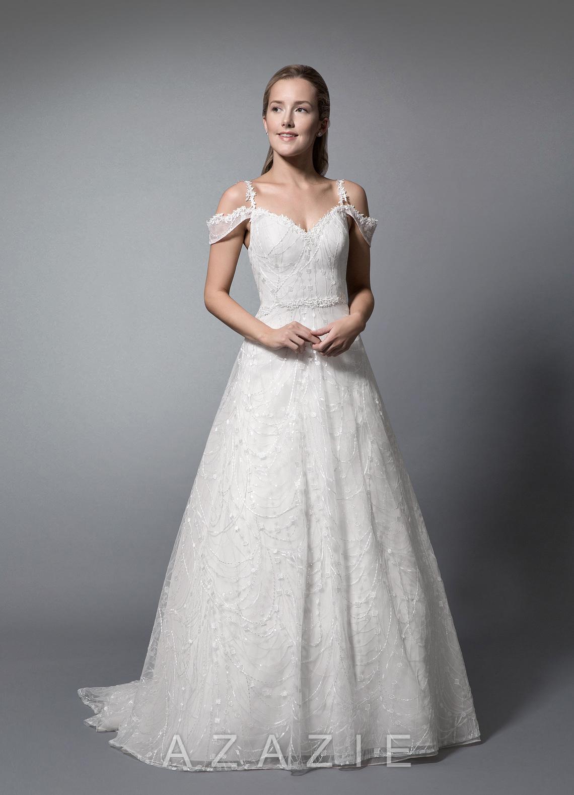 a9827fd90d1 Azazie Kyrene BG Wedding Dress