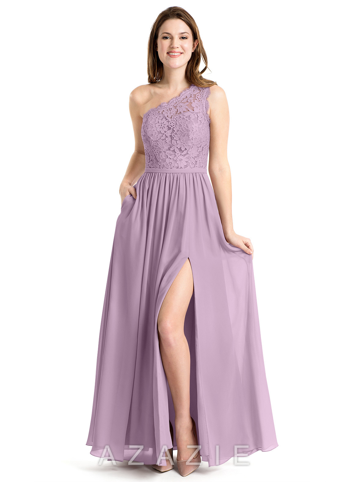 81dbf0dd321 Azazie Demi Bridesmaid Dress