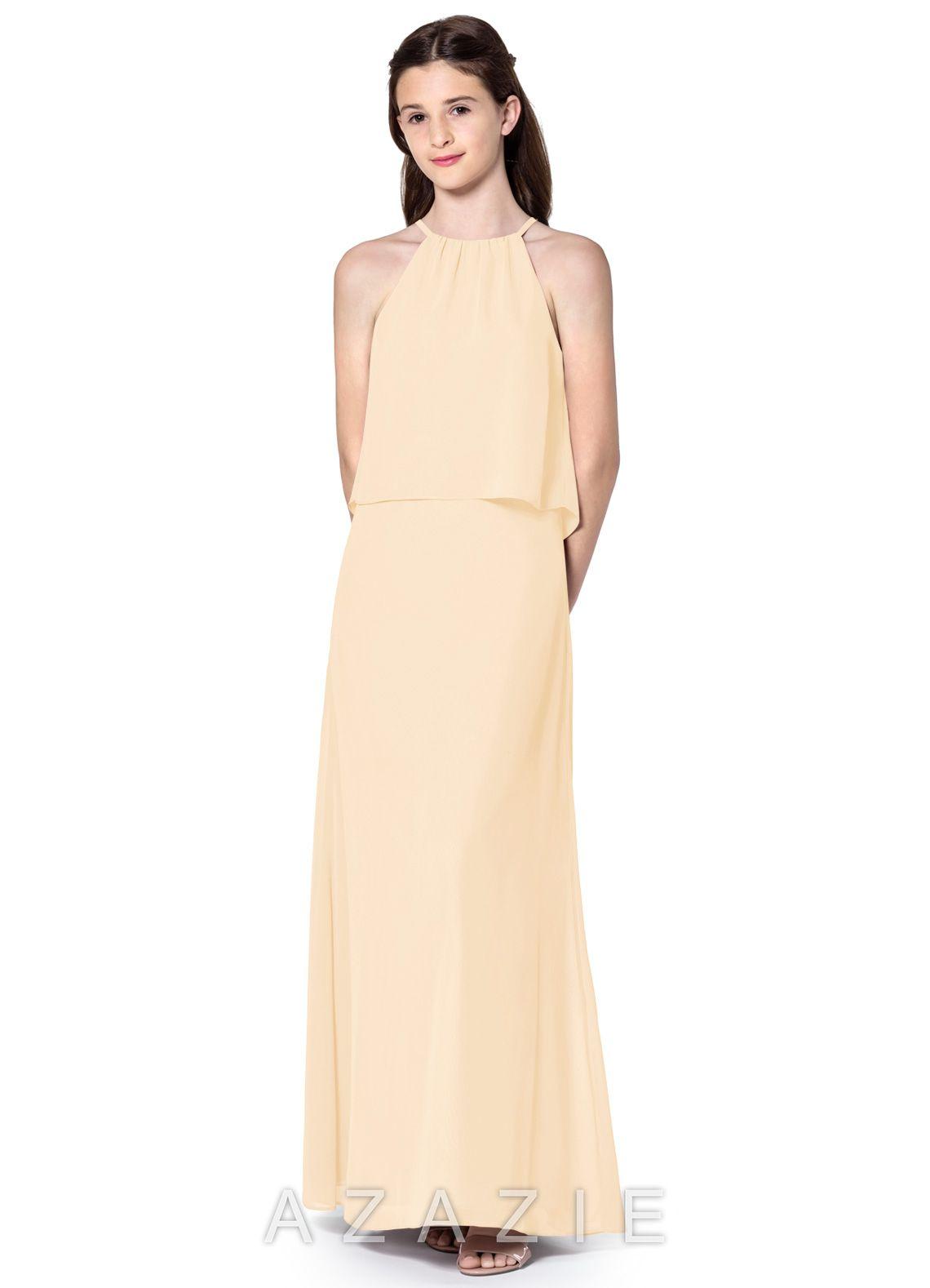 36ef4b305 Azazie Eloise JBD Junior Bridesmaid Dress | Azazie
