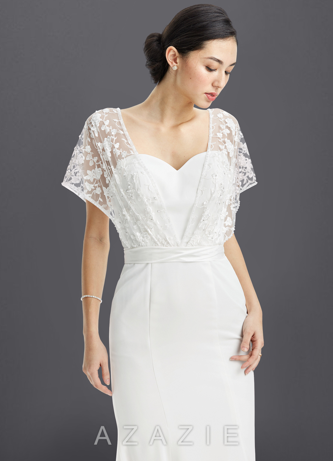 064afb867109 Azazie Fallon BG Wedding Dress | Azazie
