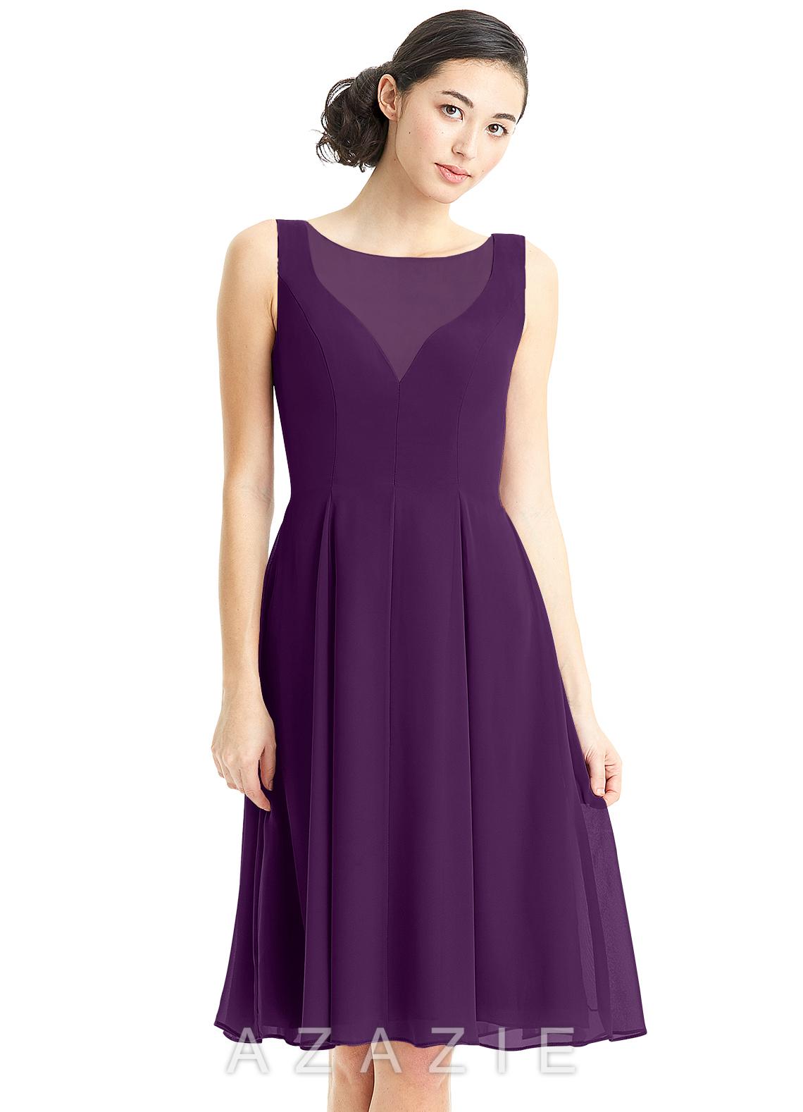 Azazie Kaya Bridesmaid Dress   Azazie