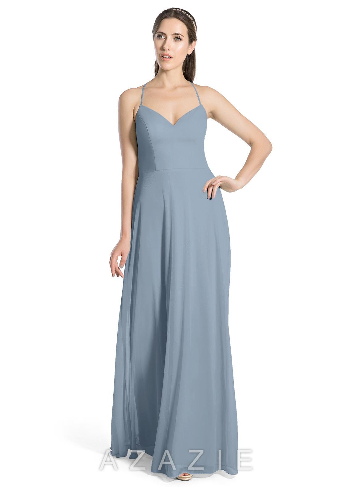 defde1c4bd Azazie Kelis Bridesmaid Dresses. FABRIC  Mesh