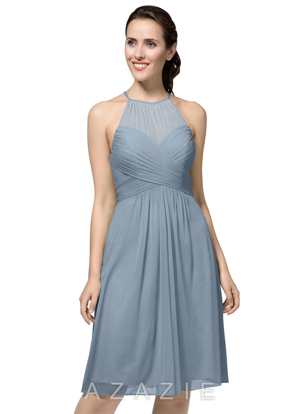 dcbb9eae5dc7 Azazie Vicki Bridesmaid Dress | Azazie