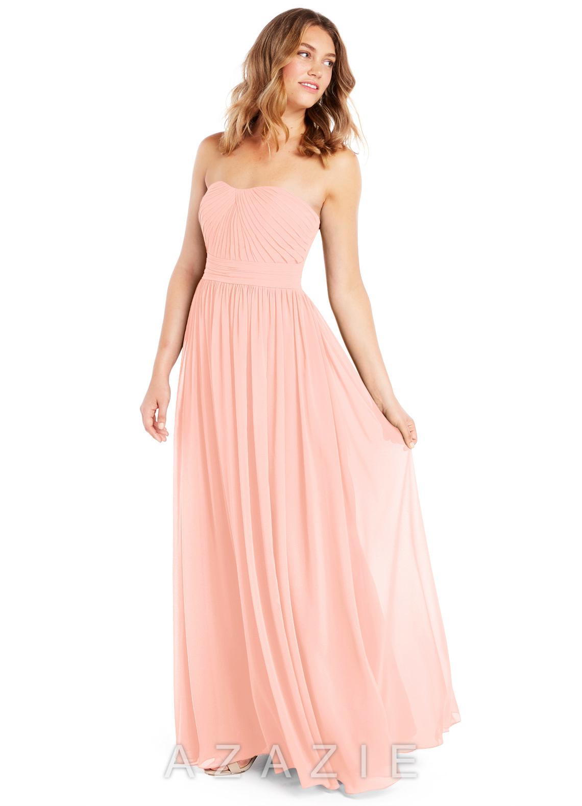 7ef4cef61e3 Azazie Milagros Bridesmaid Dress