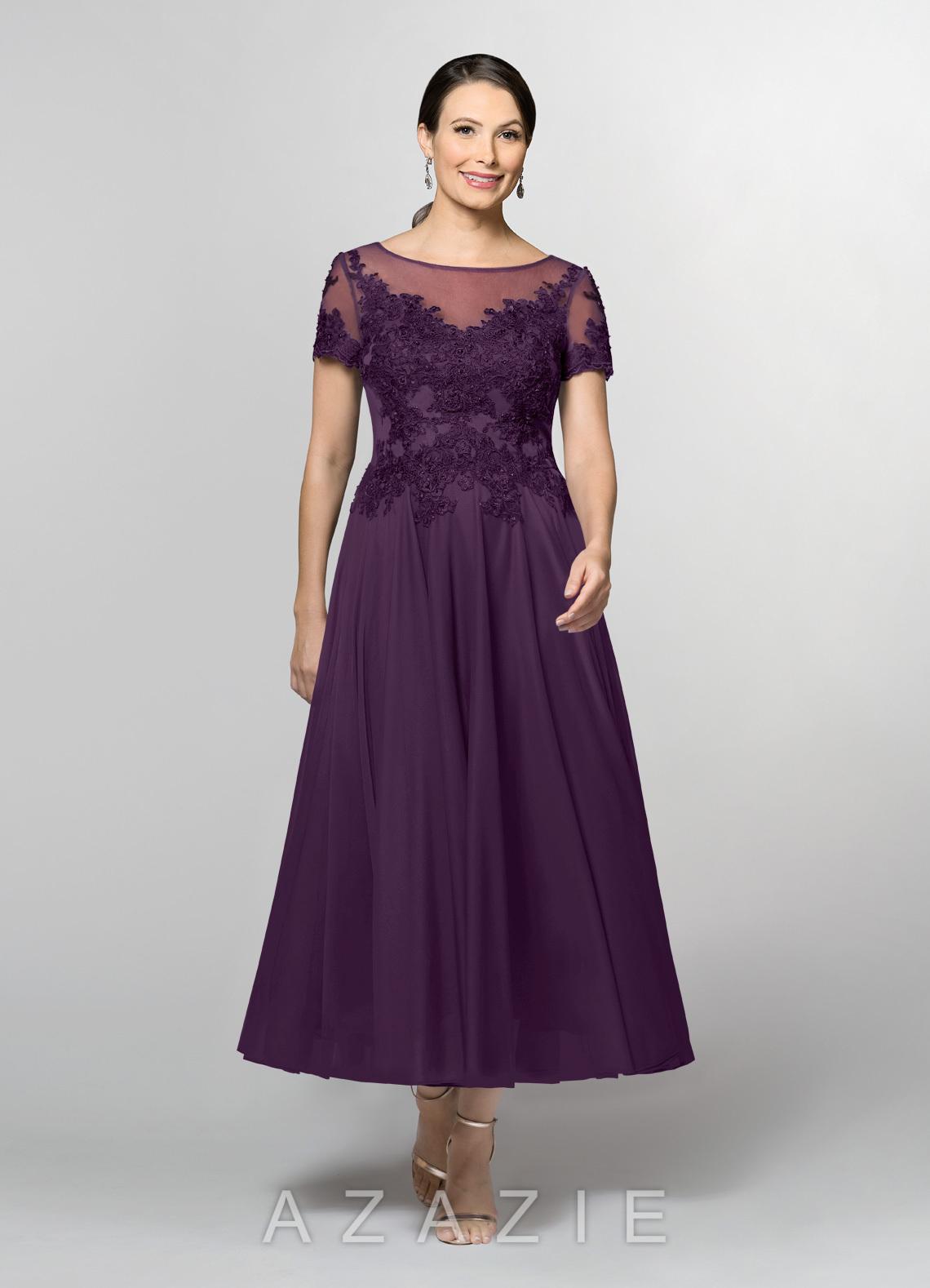 13050338dd4f9 Azazie Liliane MBD Mother Of The Bride Dress | Azazie