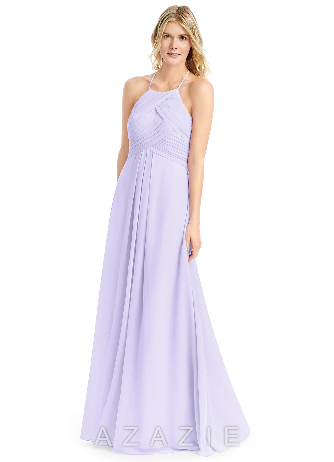 Azazie ginger bridesmaid dress azazie color lilac ombrellifo Images