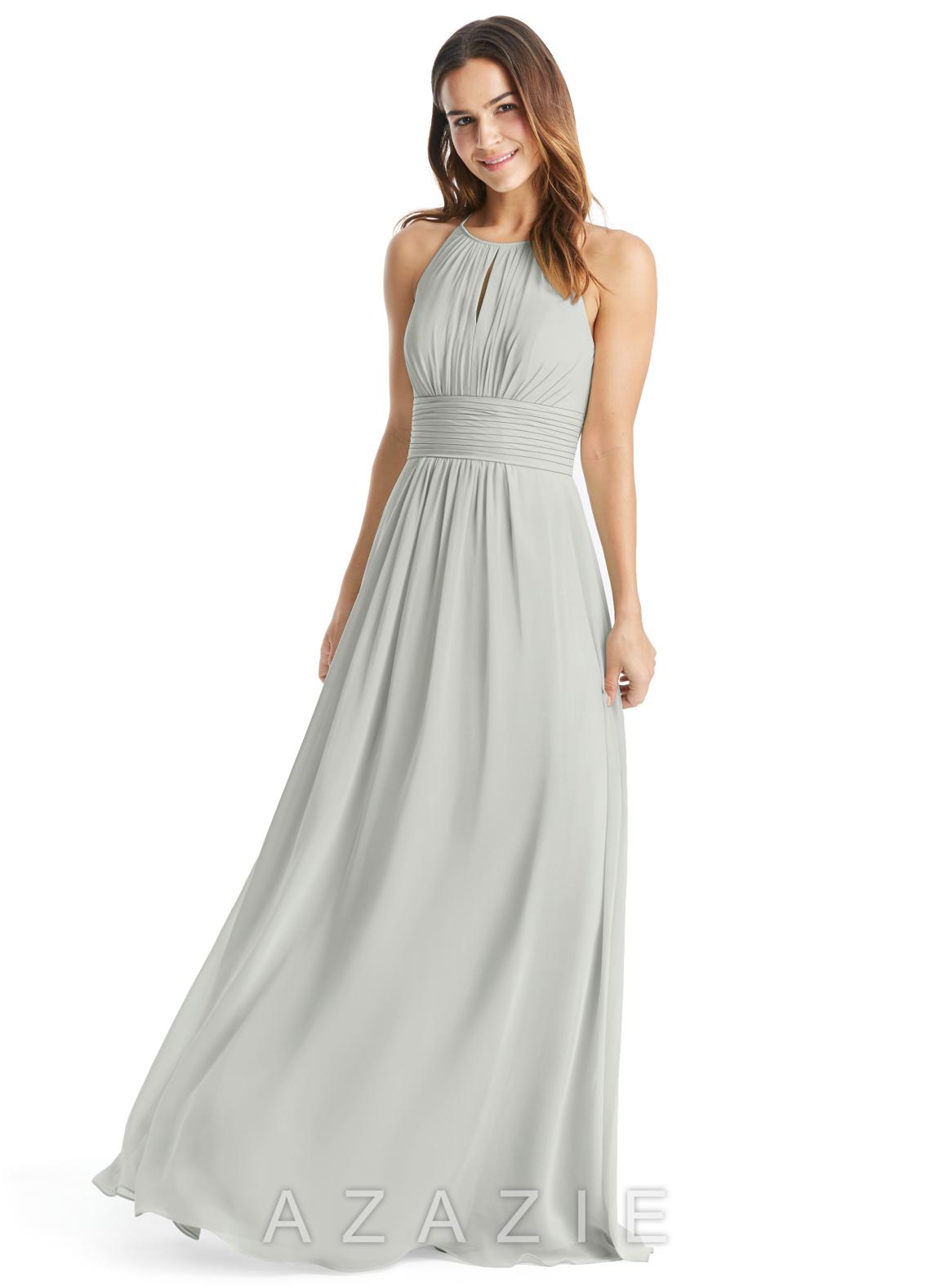 Azazie bonnie bridesmaid dress azazie color silver ombrellifo Choice Image