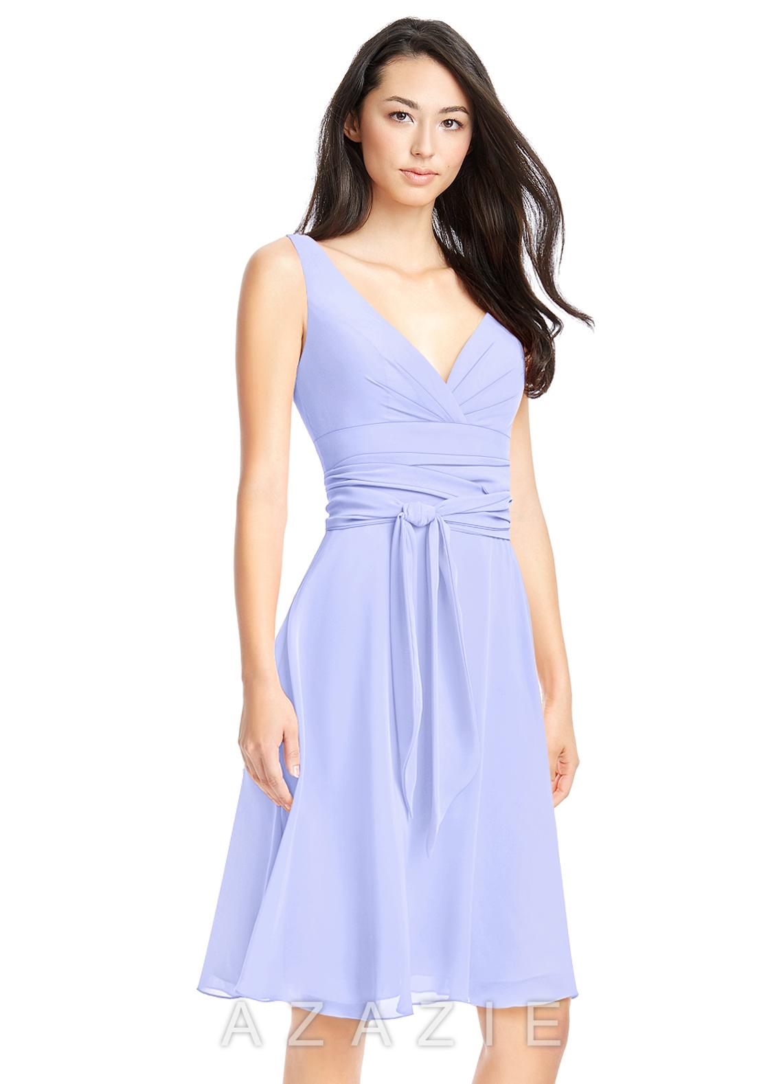 Azazie Ginger JBD Junior Bridesmaid Dresses | Azazie