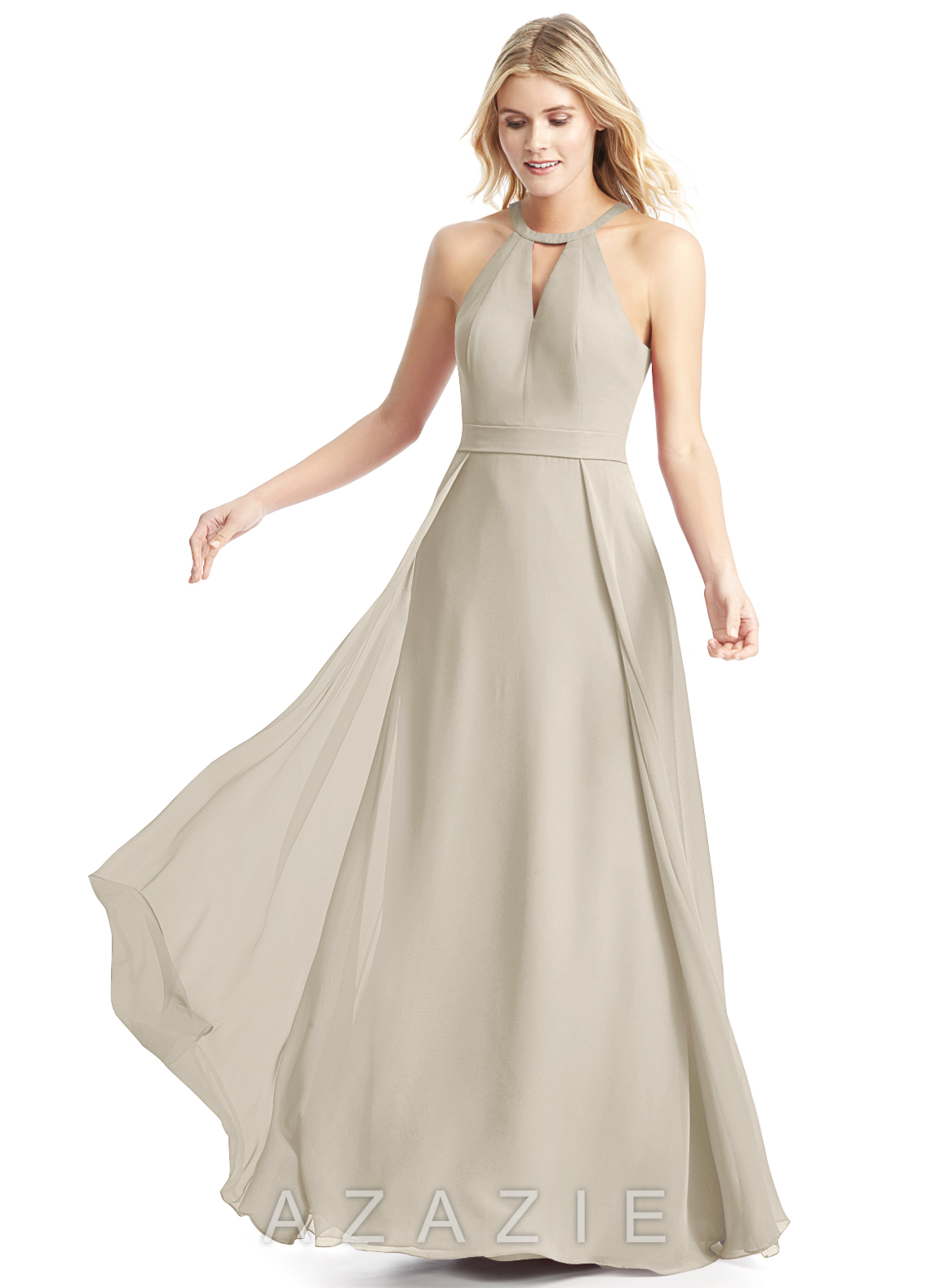 Azazie melody bridesmaid dress azazie color taupe ombrellifo Choice Image