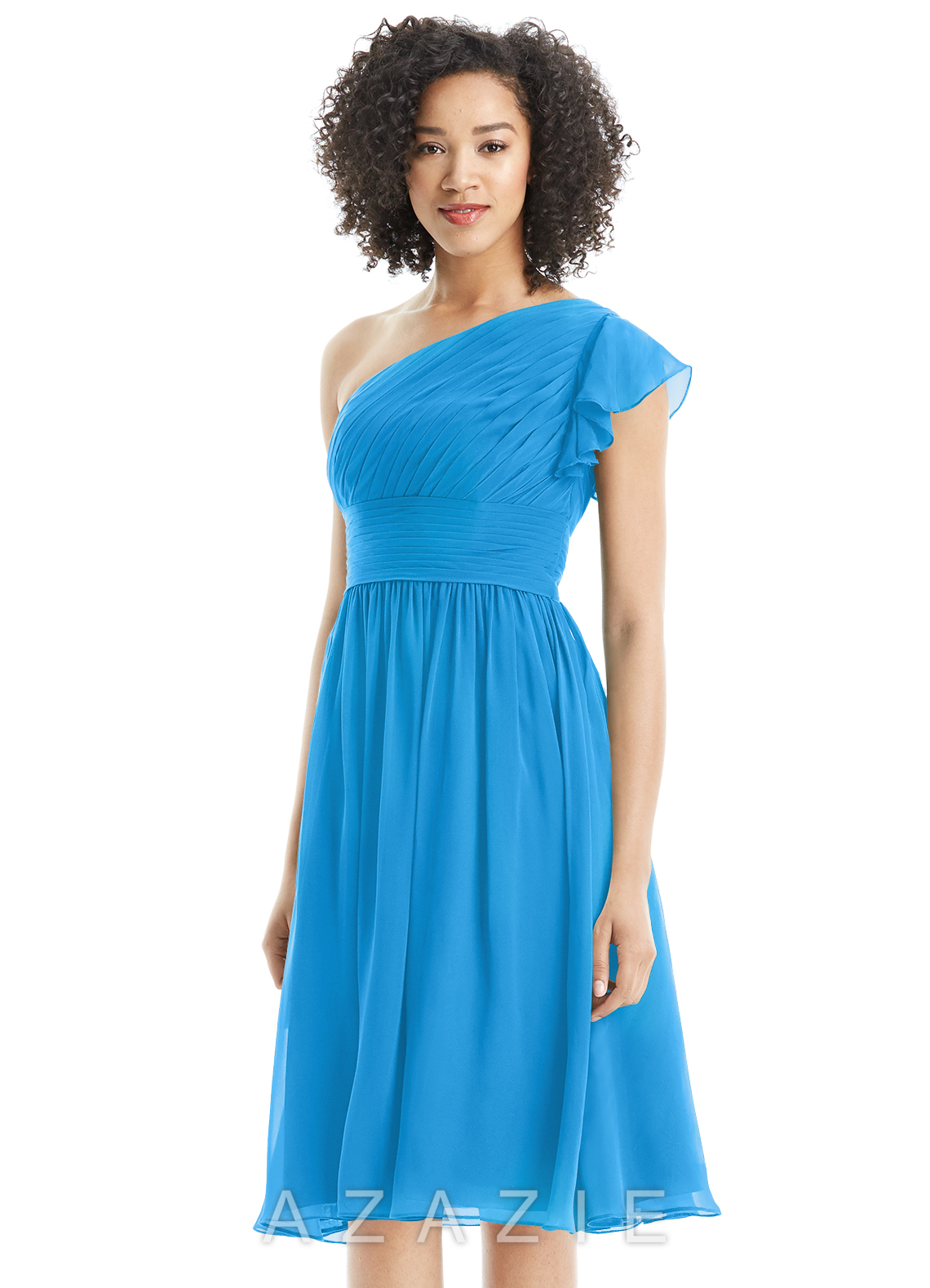 Azazie carly bridesmaid dress azazie color ocean blue ombrellifo Choice Image