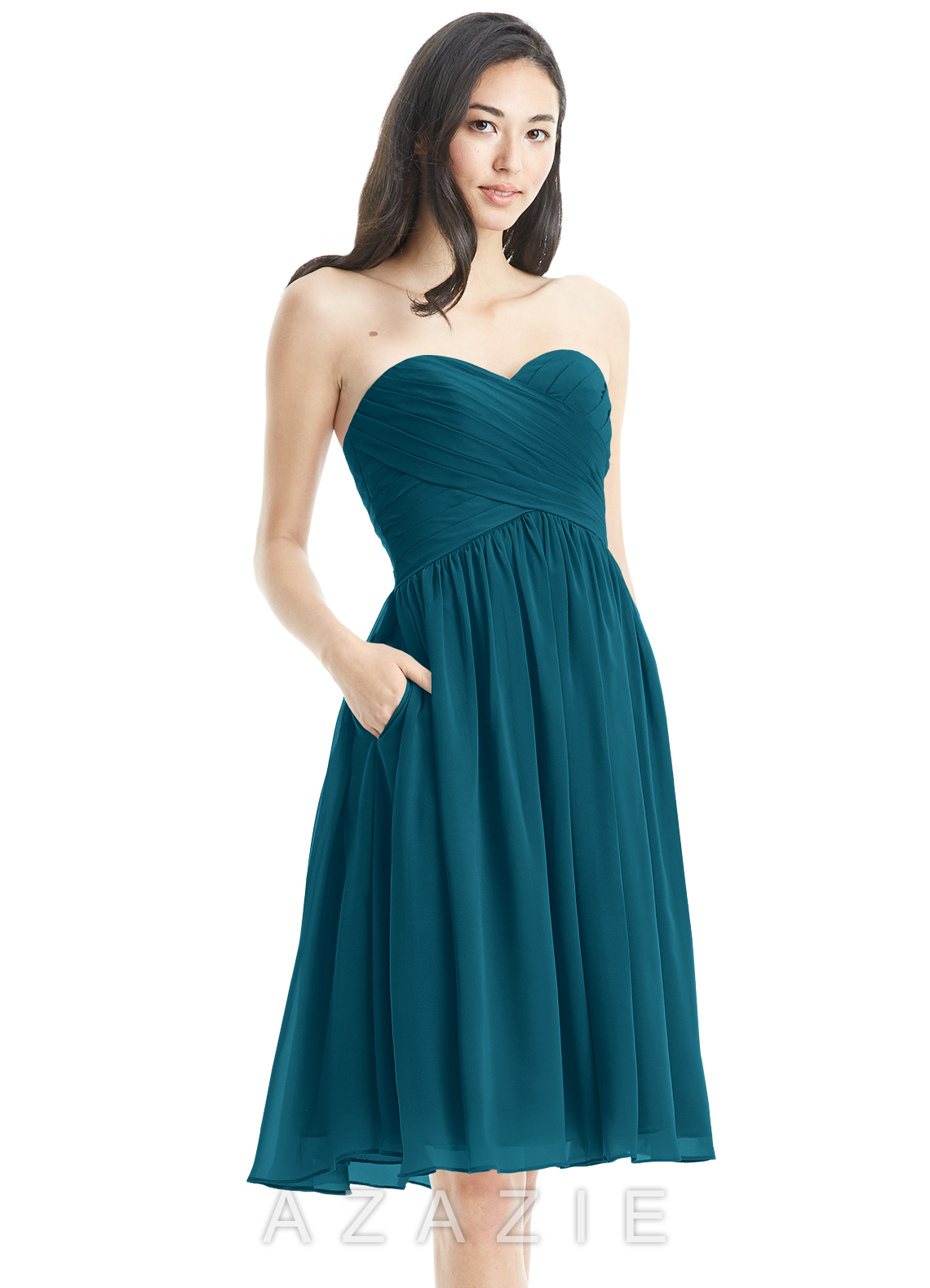 Azazie heidi bridesmaid dress azazie loading zoom ombrellifo Images