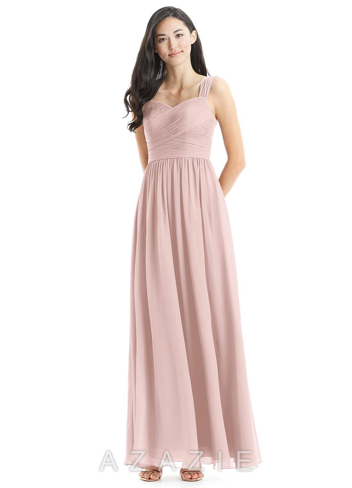 Azazie Zapheira Bridesmaid Dress | Azazie - photo #19