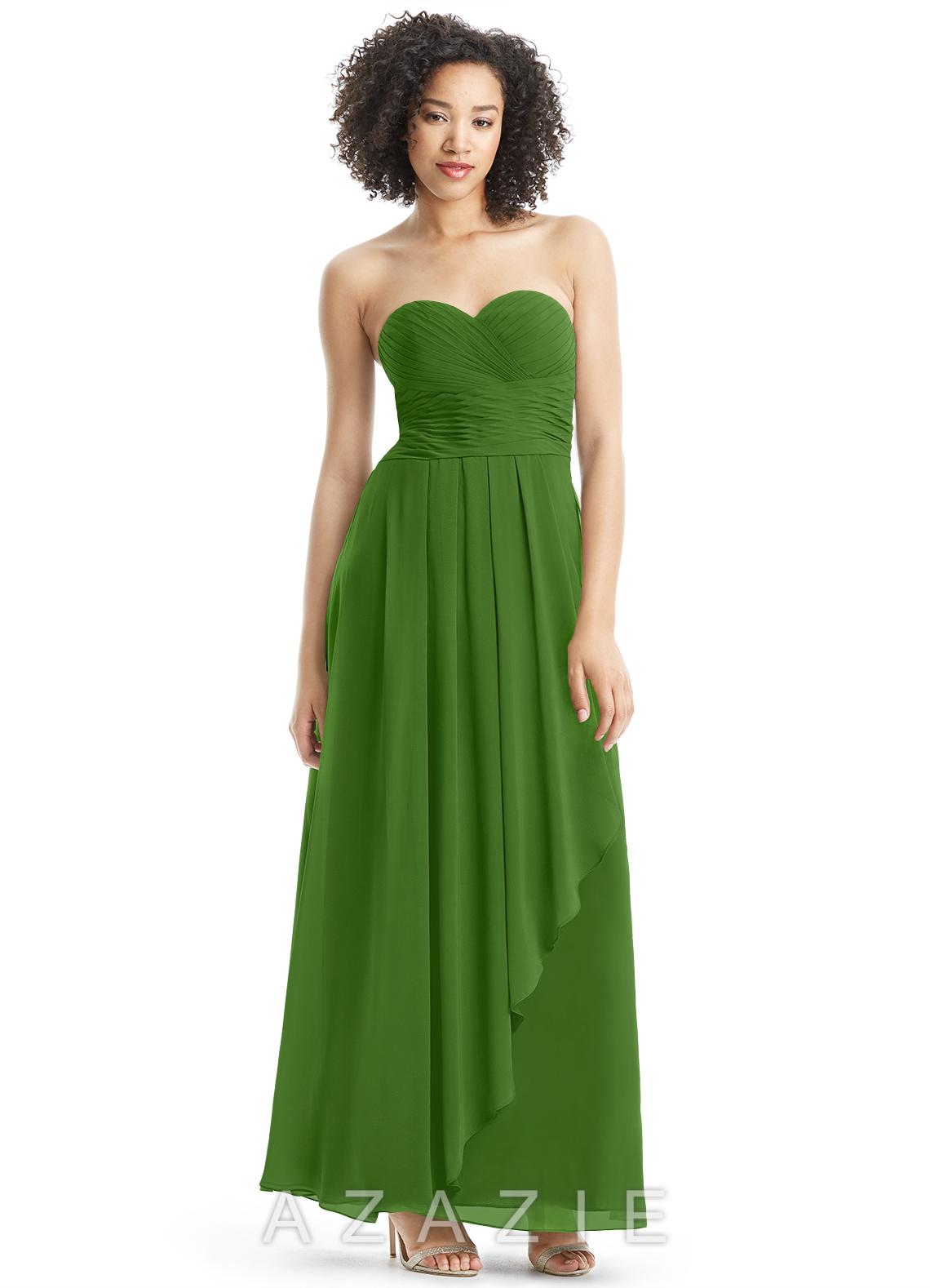 Azazie Faye Bridesmaid Dress | Azazie