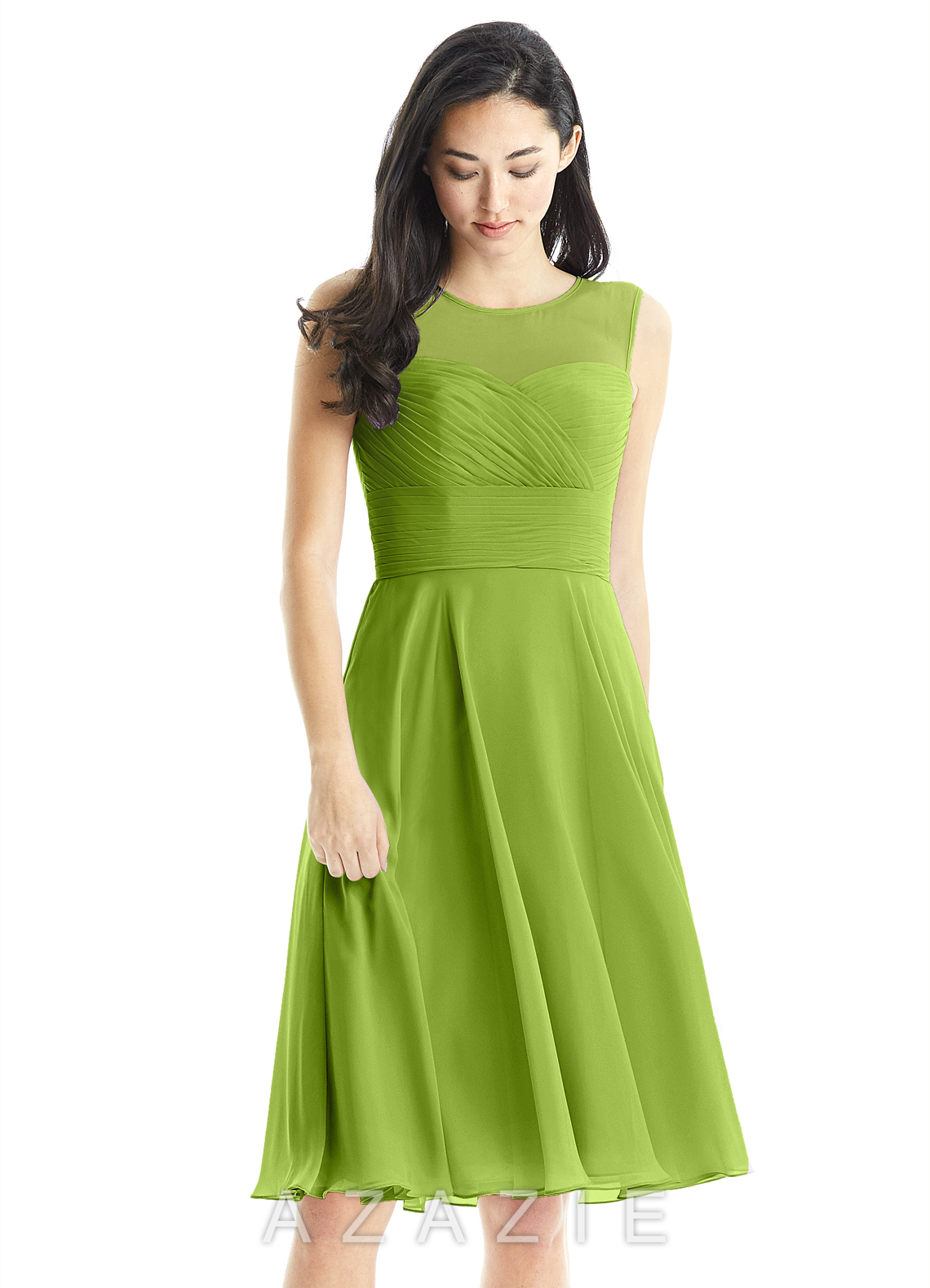 Azazie scarlett bridesmaid dress azazie color clover ombrellifo Choice Image