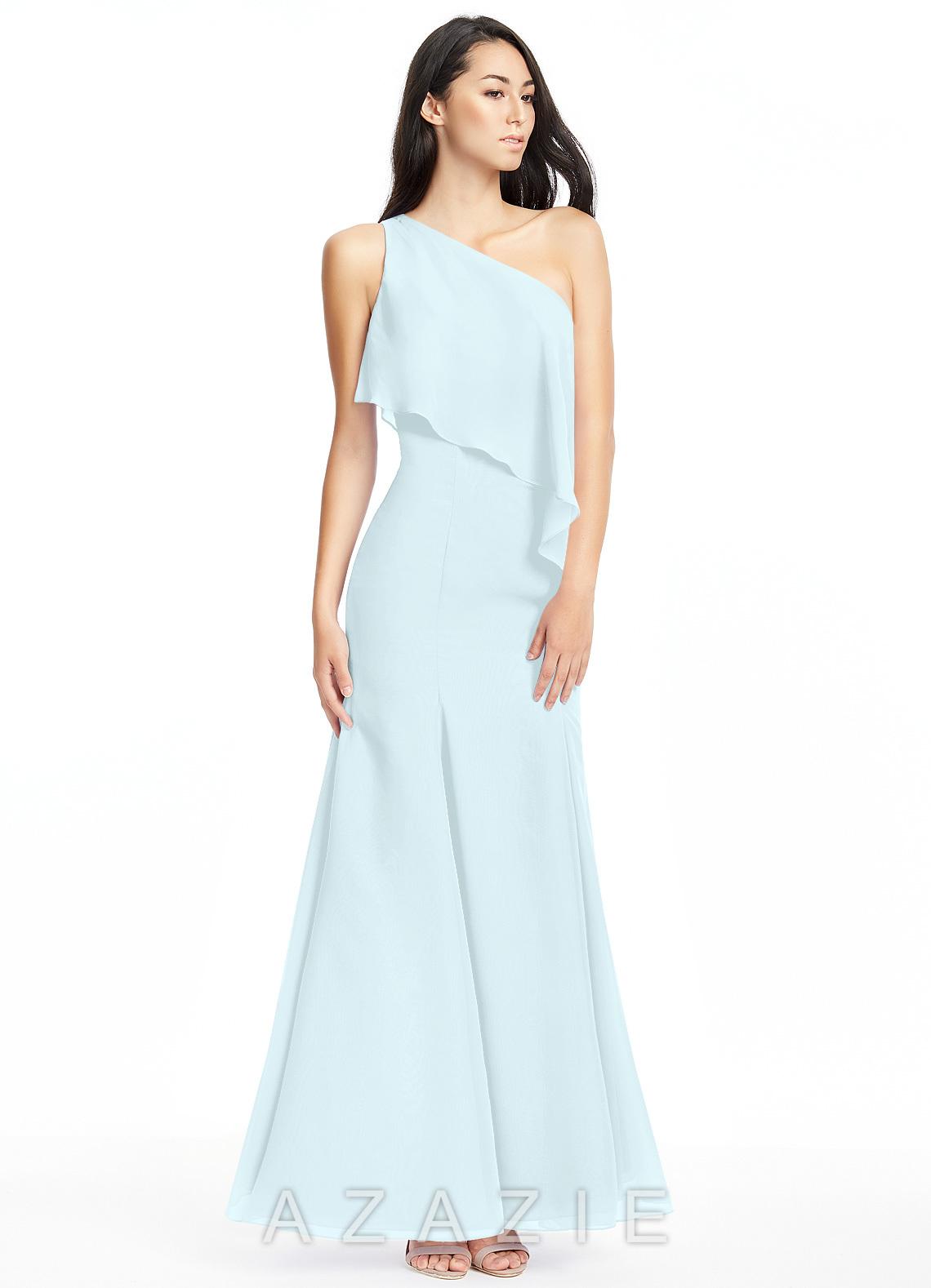 Azazie nadia bridesmaid dress azazie color mist ombrellifo Choice Image