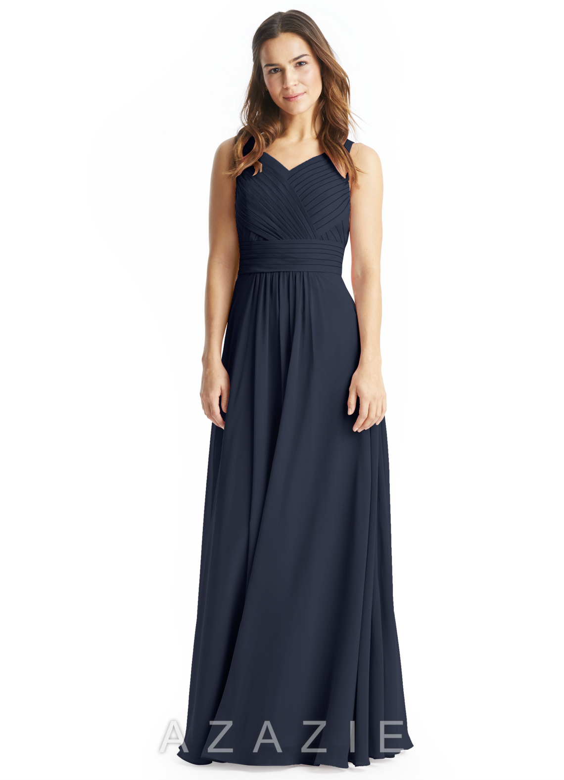 Dark navy bridesmaid dresses dark navy gowns azazie azazie pierrette azazie pierrette ombrellifo Gallery