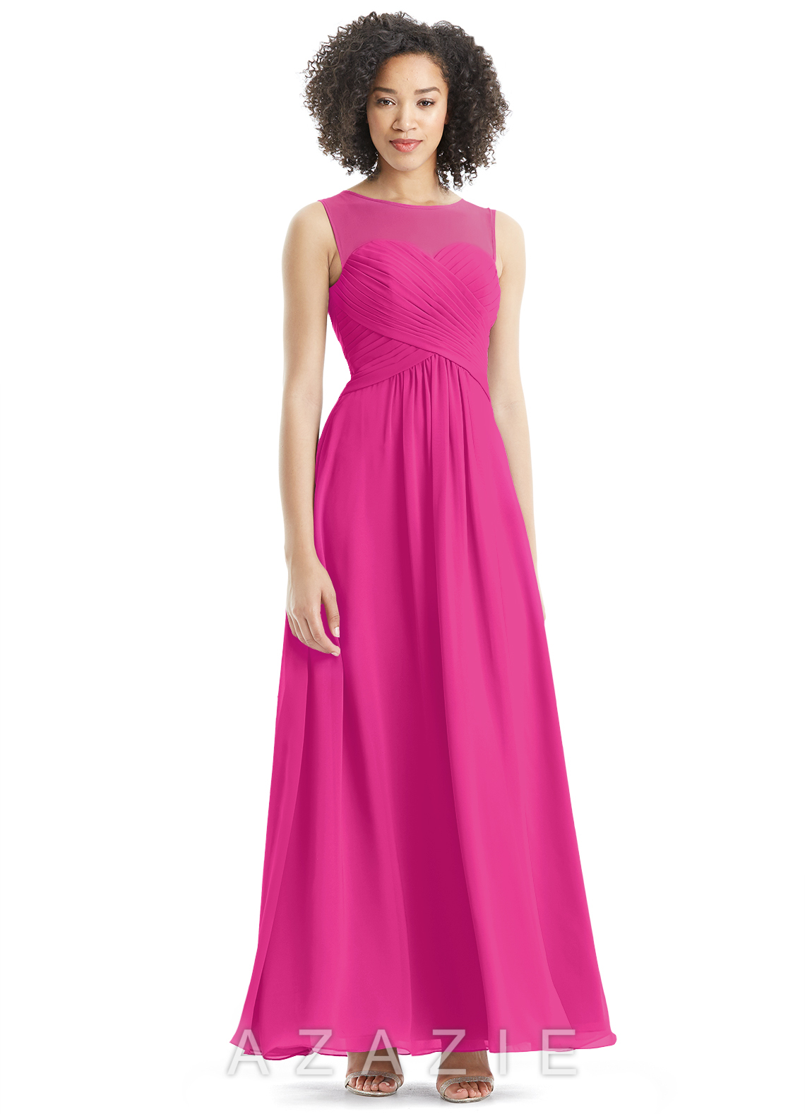 Fuchsia Color Bridesmaid Dresses | www.pixshark.com ...