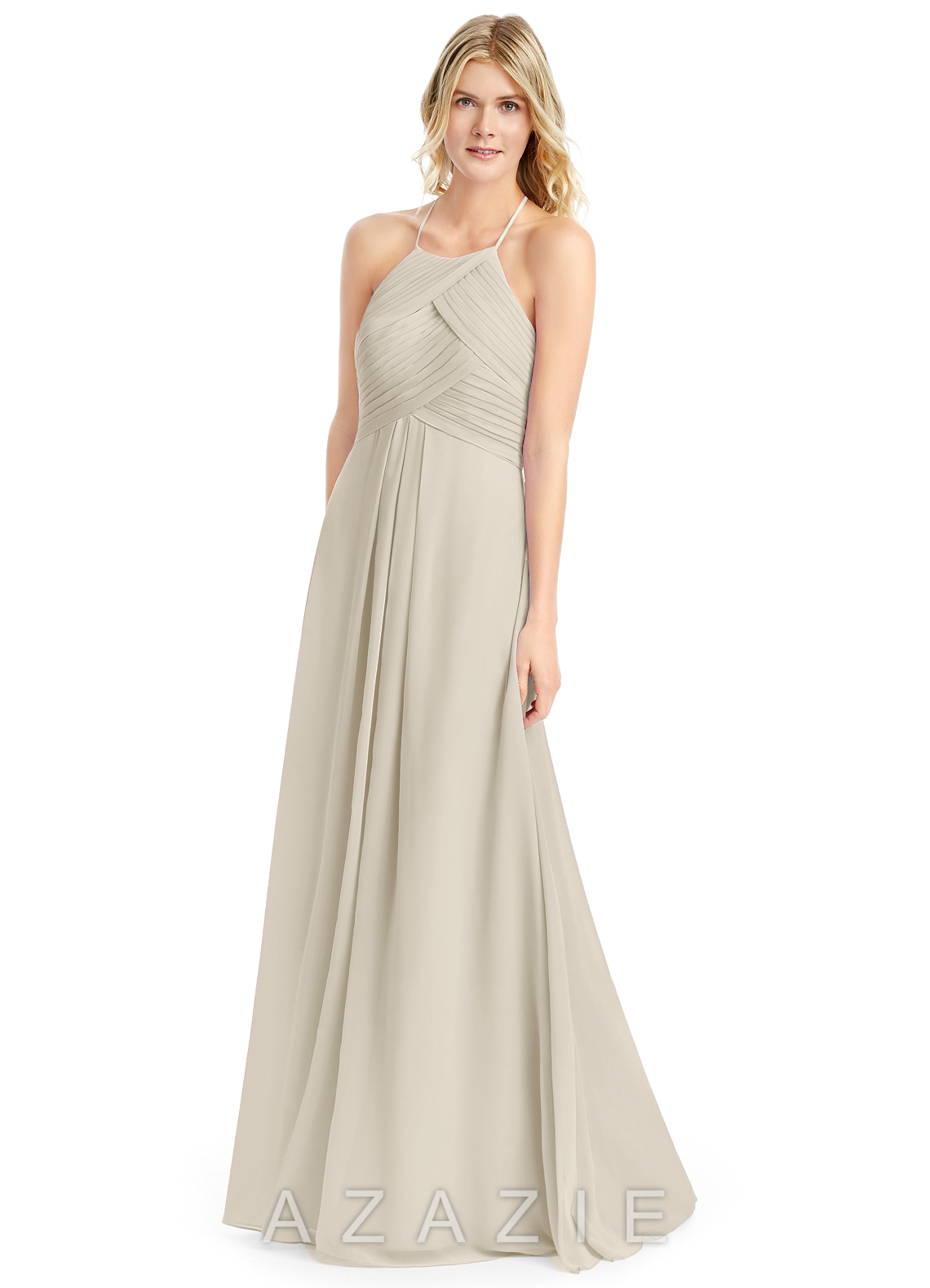 Azazie Ginger Bridesmaid Dress | Azazie