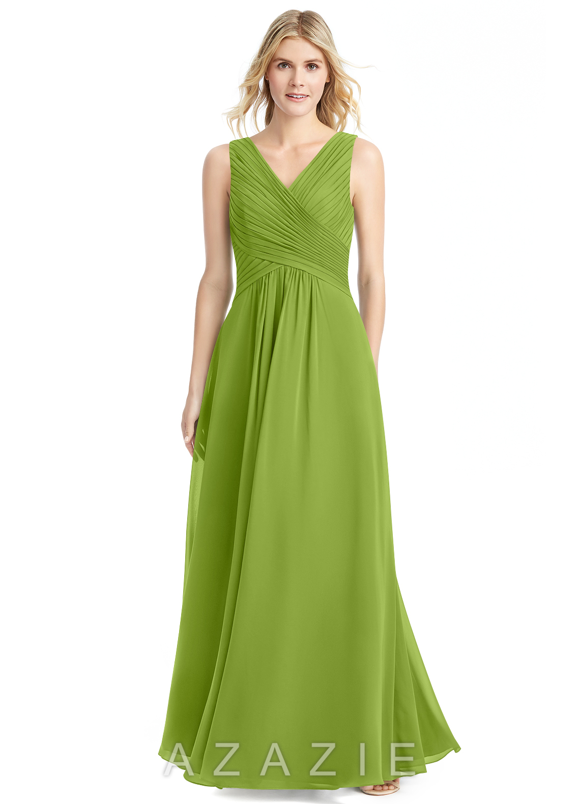 Azazie flora bridesmaid dress azazie color clover ombrellifo Choice Image