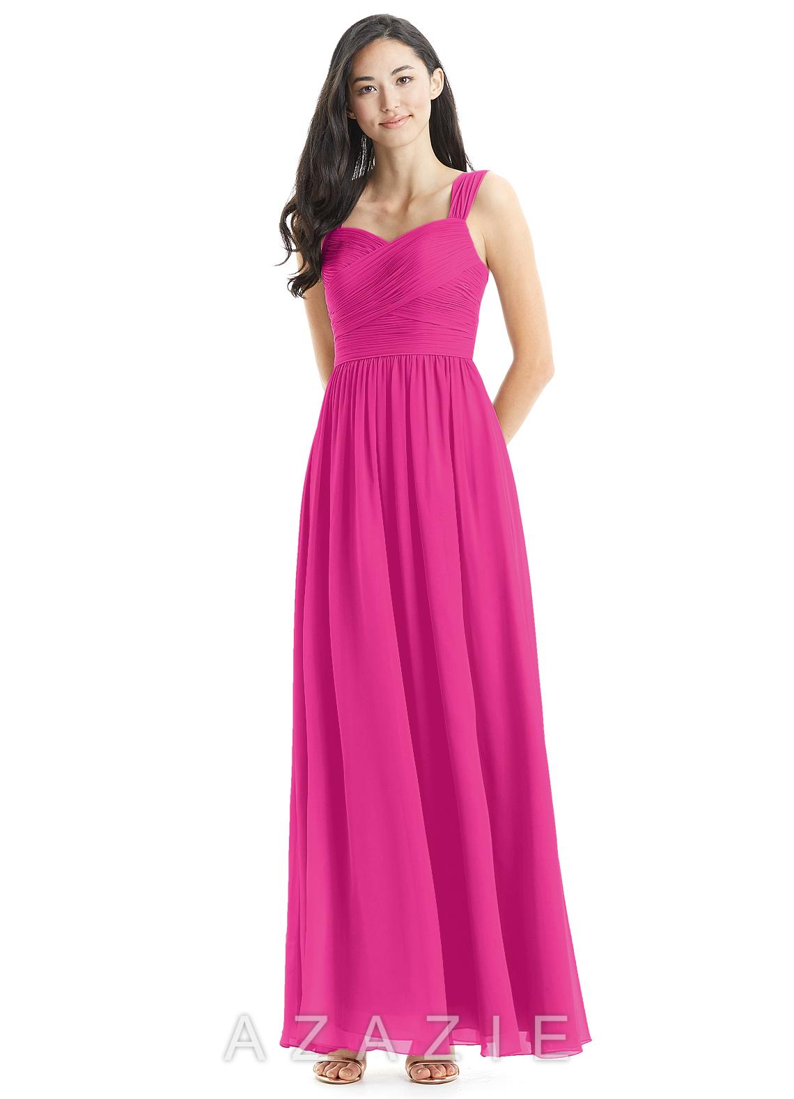 Fuchsia bridesmaid dresses fuchsia gowns azazie azazie zapheira azazie zapheira ombrellifo Gallery