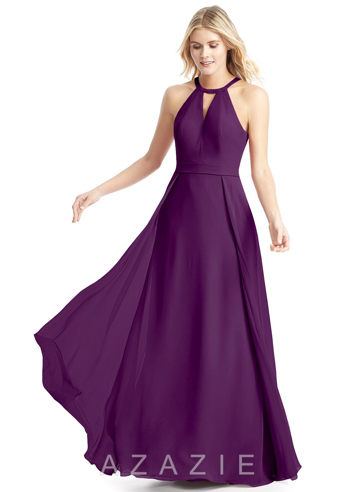 Azazie melody bridesmaid dress azazie color grape ombrellifo Choice Image