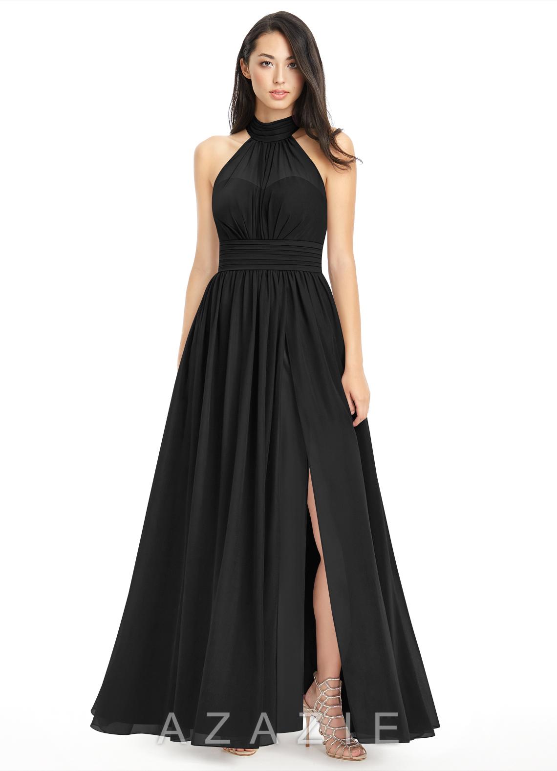 Black bridesmaid dresses black gowns azazie azazie iman azazie iman ombrellifo Image collections