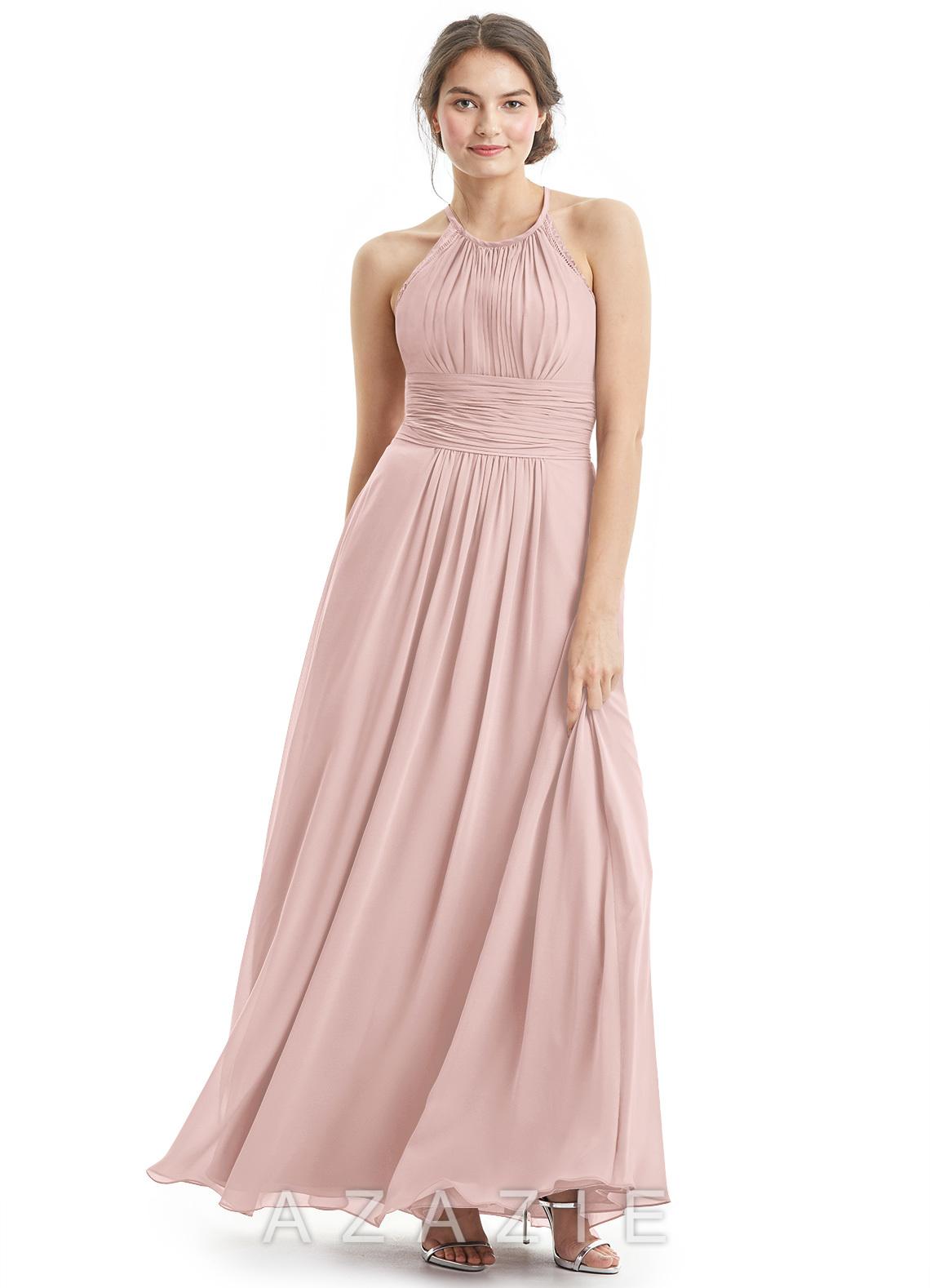 Azazie regina bridesmaid dress azazie color dusty rose ombrellifo Gallery
