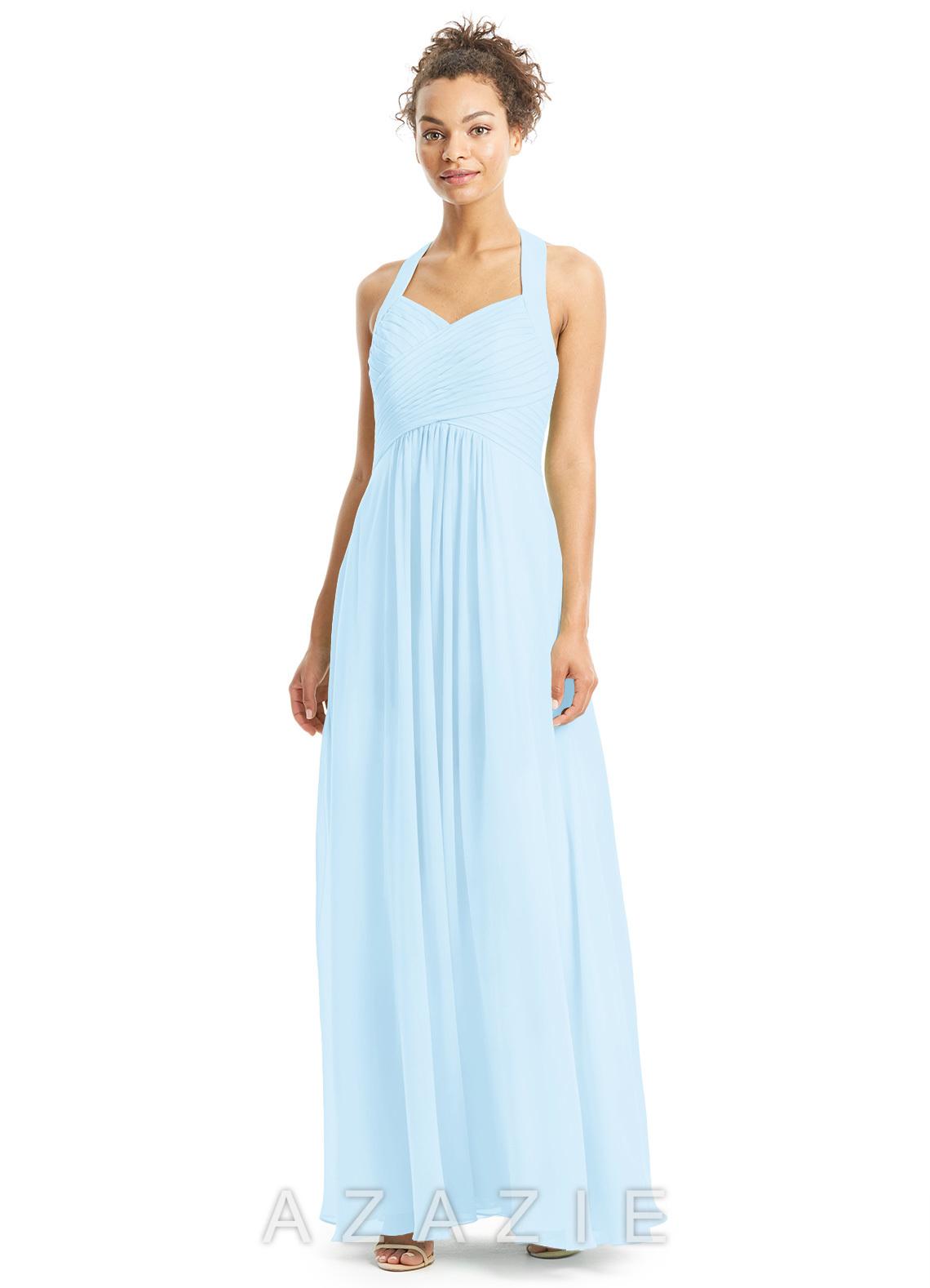 Azazie Savannah Bridesmaid Dress | Azazie - photo #21