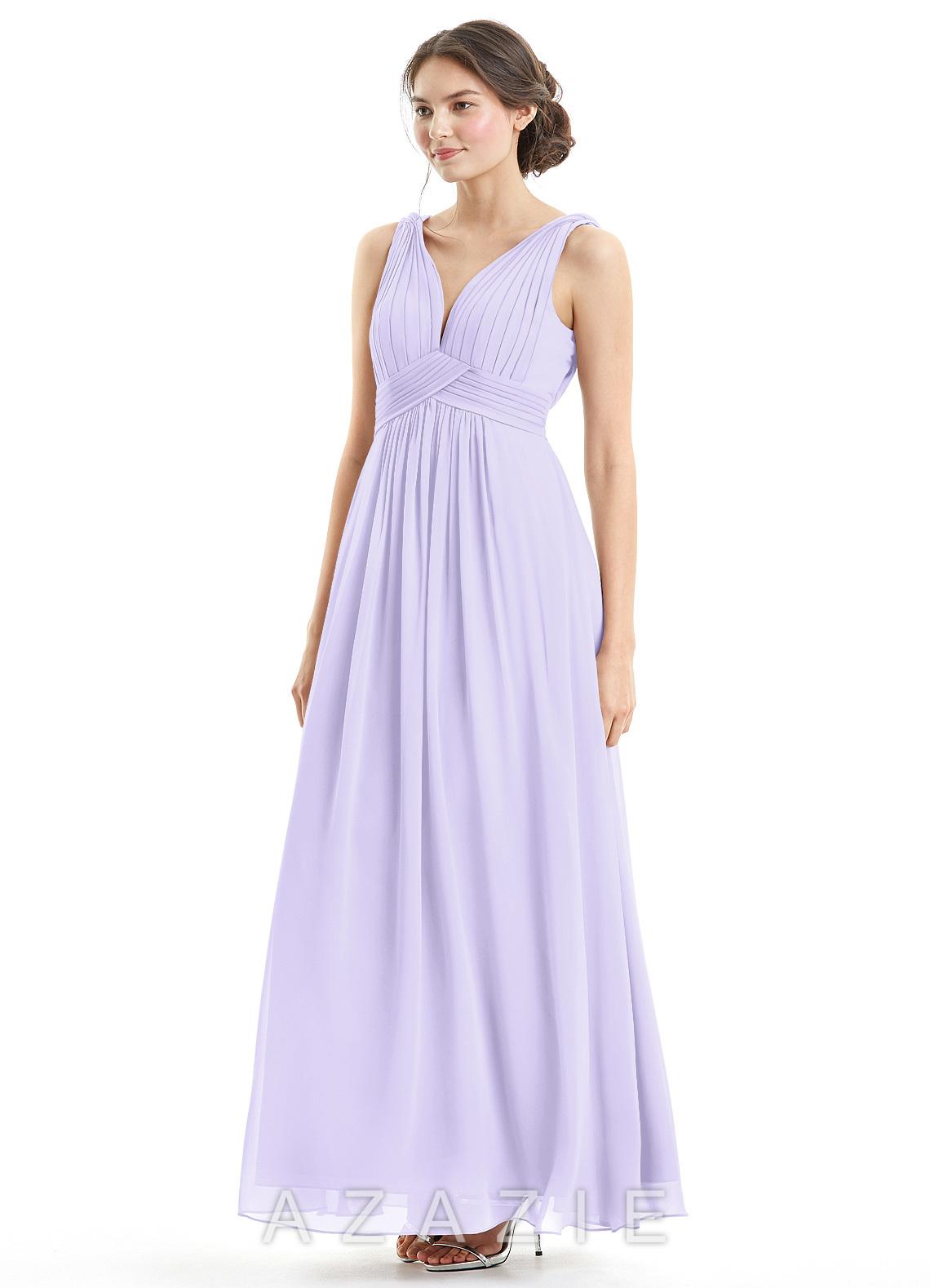 Azazie Hillary Bridesmaid Dress | Azazie - photo #14