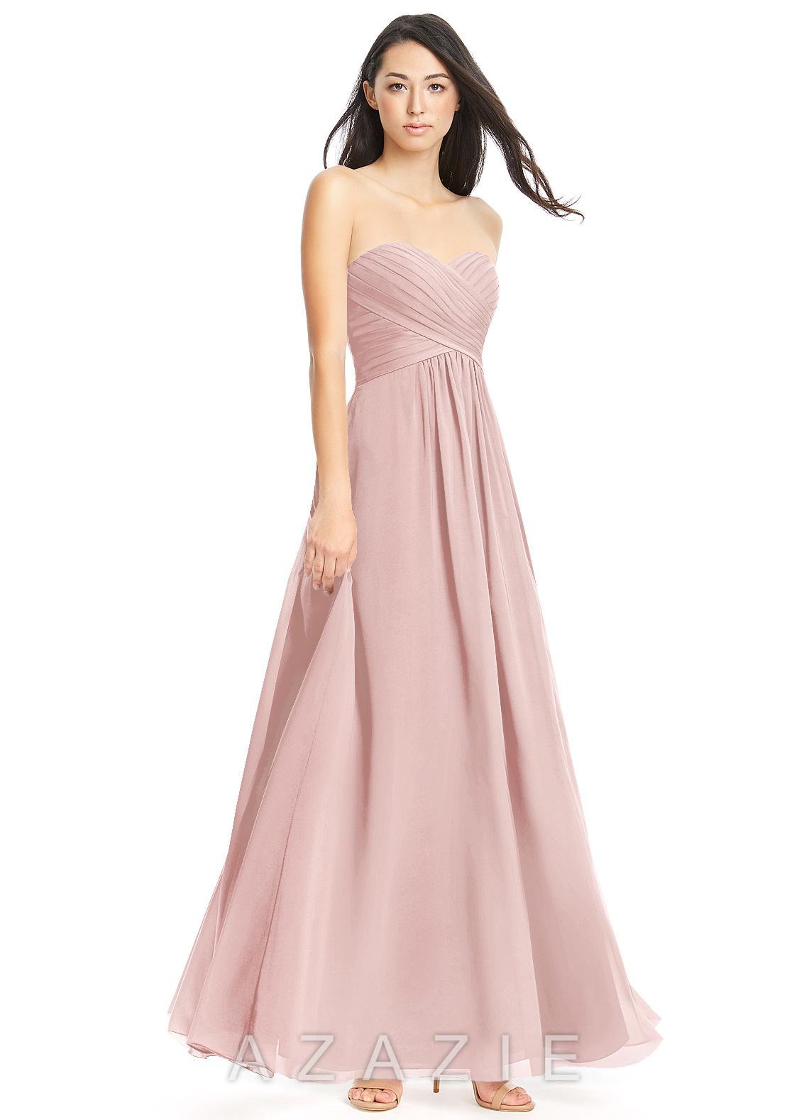 Dusty rose bridesmaid dresses dusty rose gowns azazie azazie yazmin azazie yazmin ombrellifo Gallery