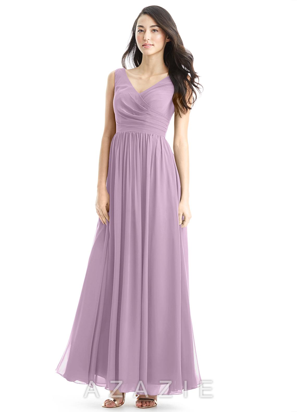 Wisteria color dresses
