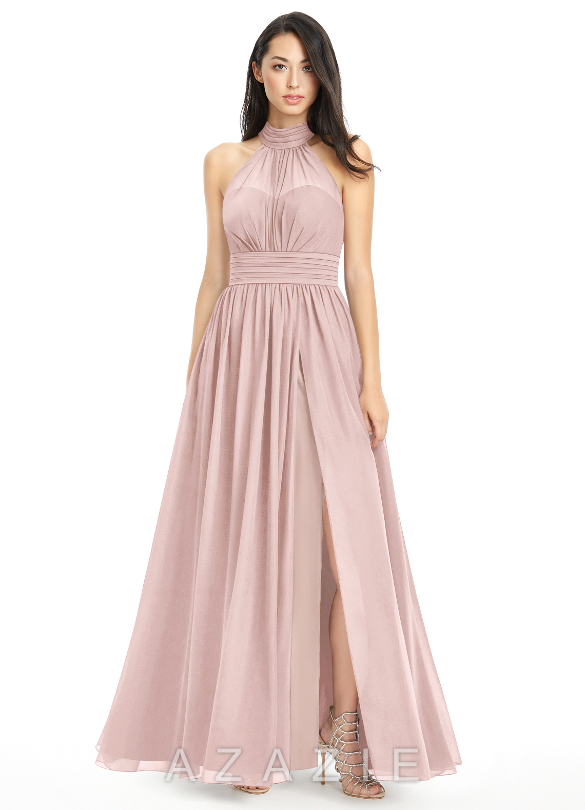 Dusty rose bridesmaid dresses dusty rose gowns azazie azazie iman azazie iman ombrellifo Choice Image