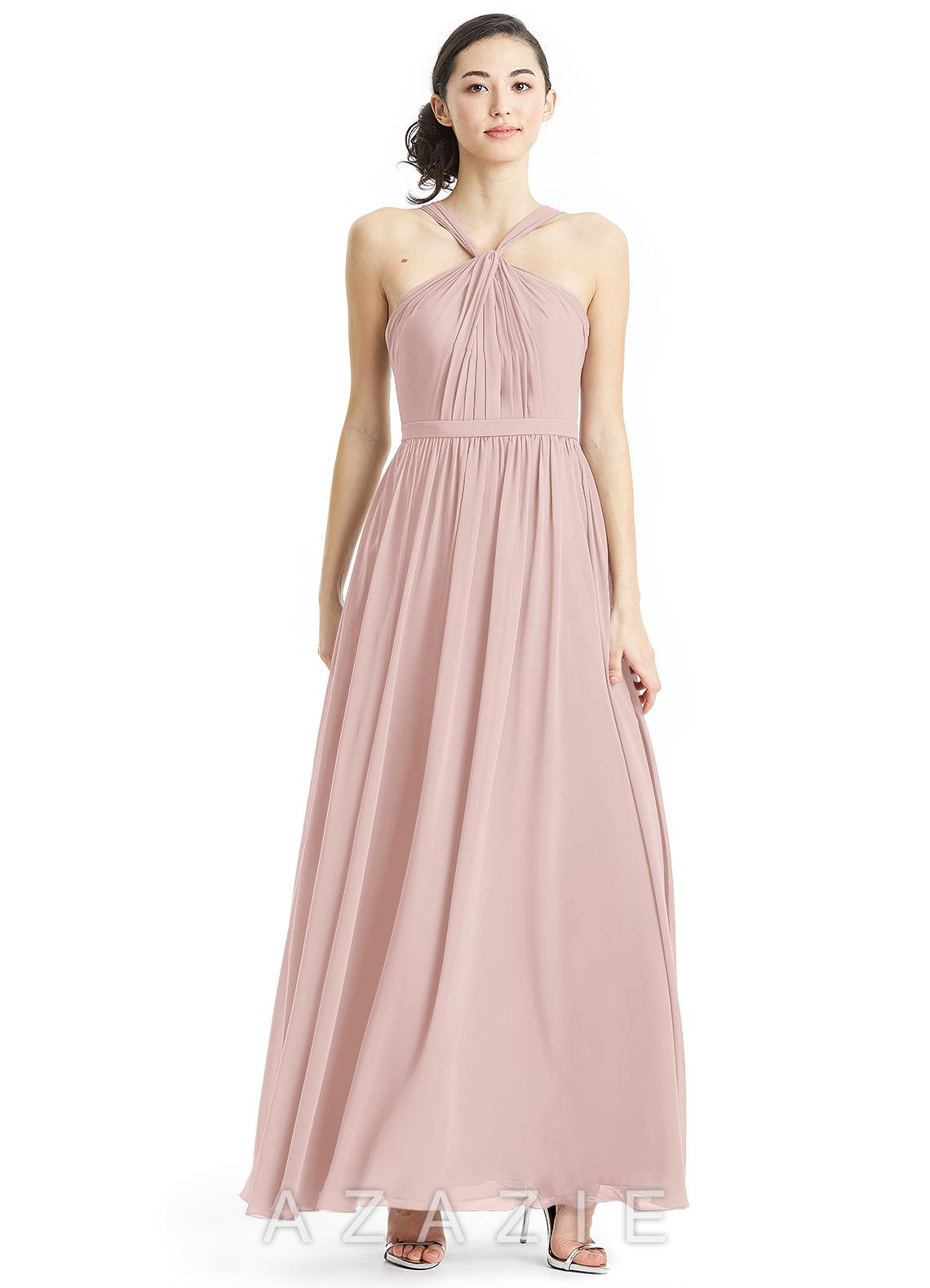 Azazie jacey bridesmaid dress azazie color dusty rose ombrellifo Gallery
