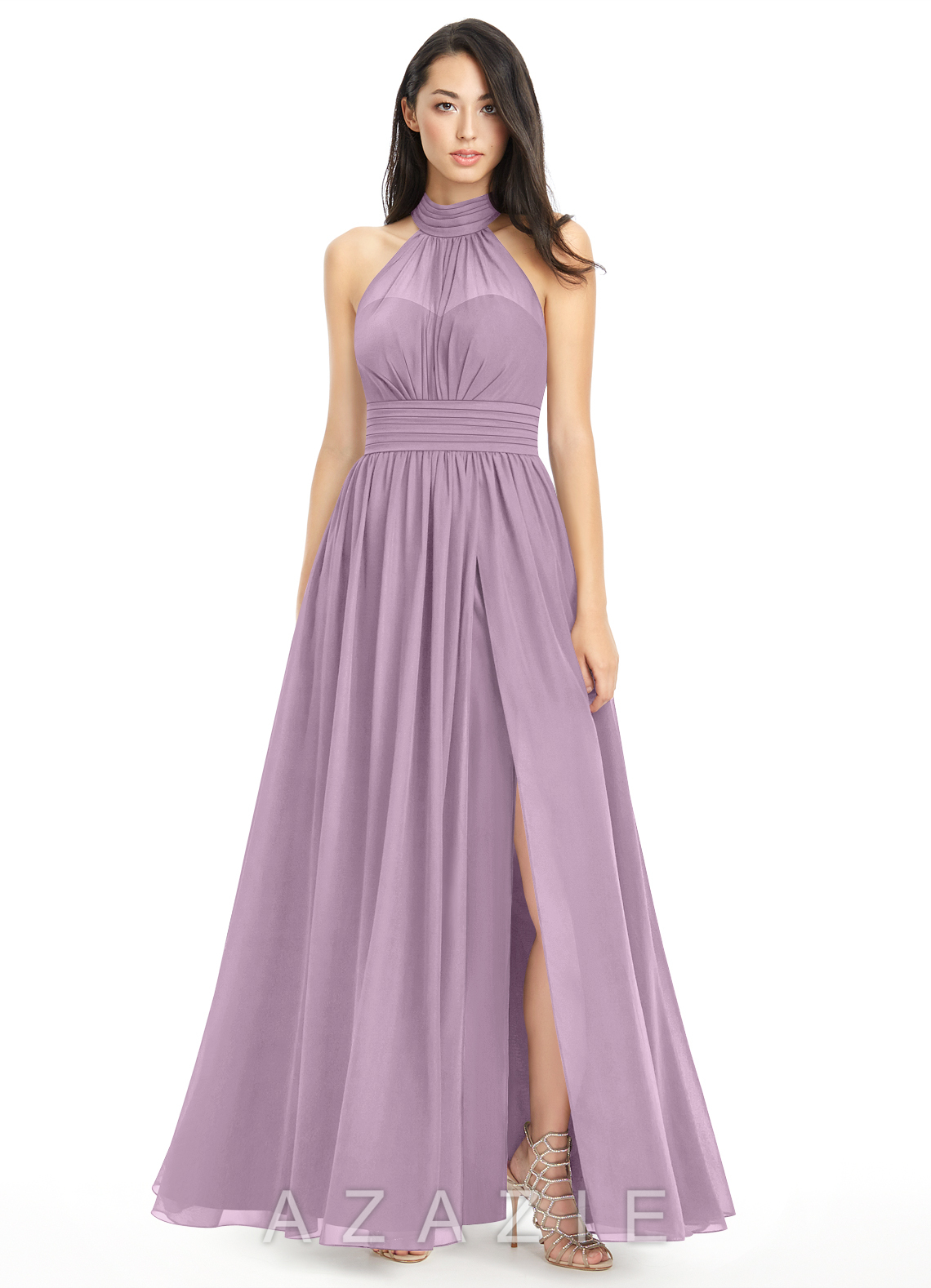 Permalink to Wisteria Colored Bridesmaid Dresses
