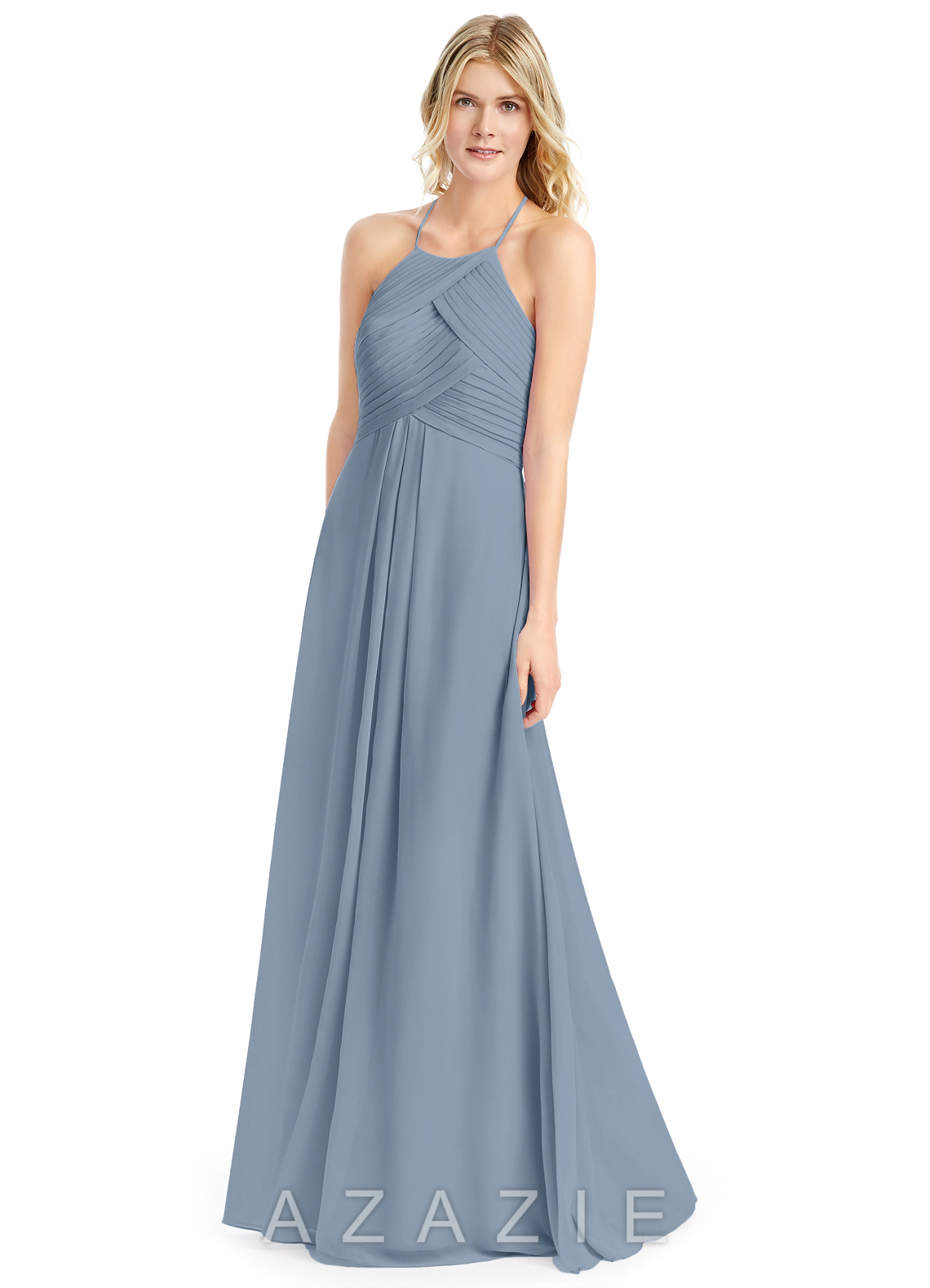 Dusty blue bridesmaid dresses dusty blue gowns azazie azazie ginger azazie ginger ombrellifo Gallery