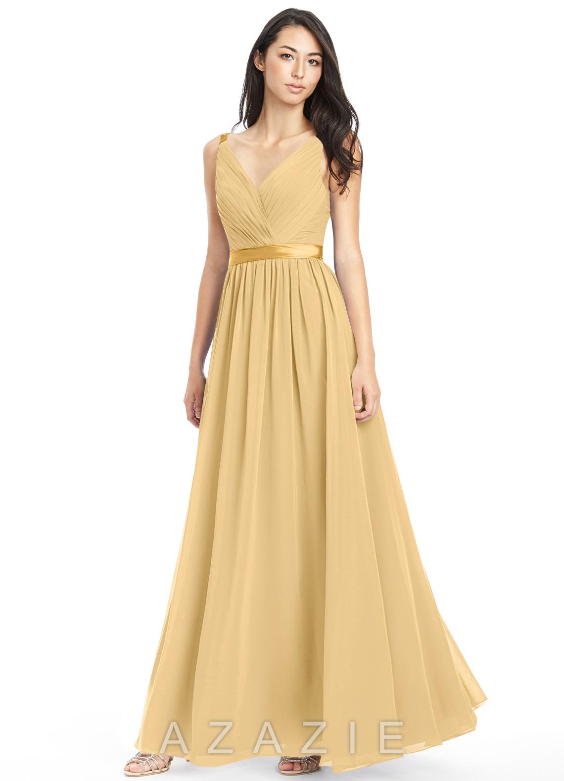 Azazie Leanna Bridesmaid Dress | Azazie - photo #12