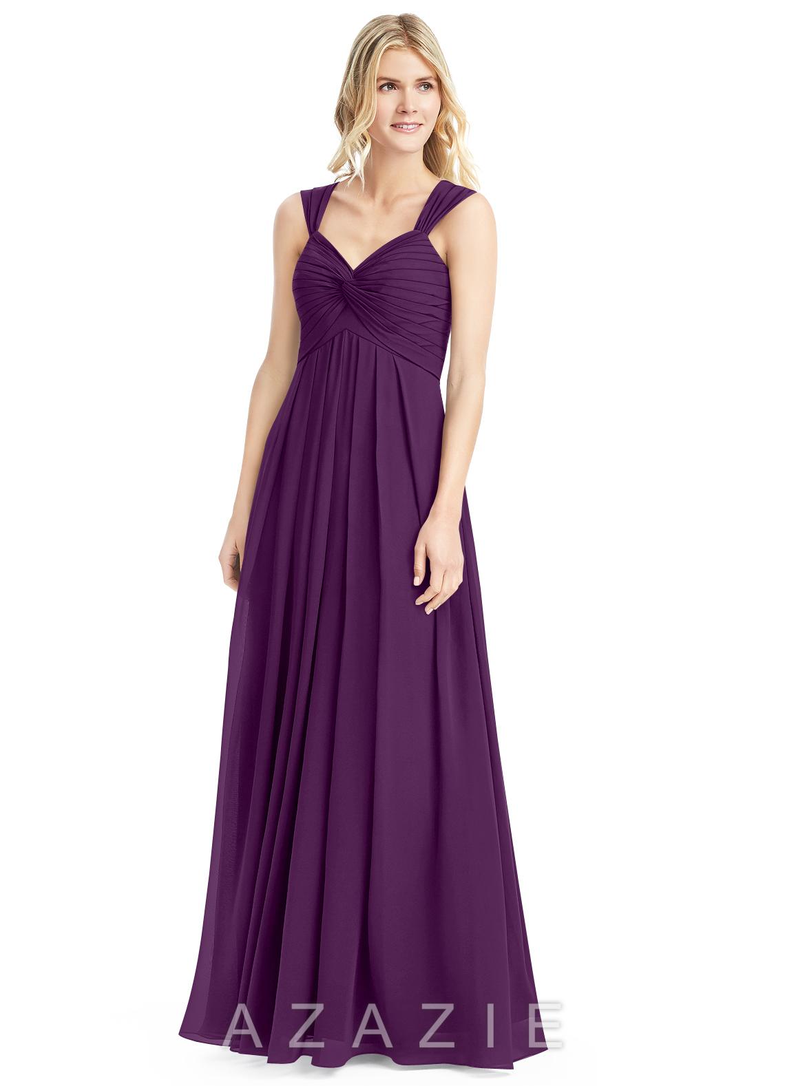 Grape Bridesmaid Dresses Under 50 Dollars USA
